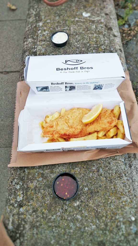 clio2 fish and chips irlande dublin