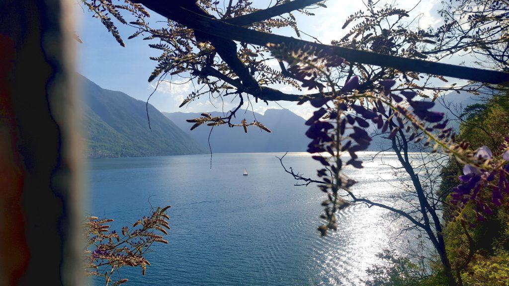 villa bialbianello Lac de côme  italie blog voyage clioandco reflets