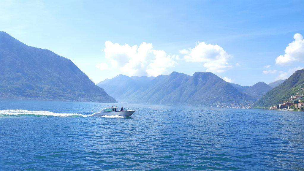 Lac de côme milan italie blog voyage clioandco bateau