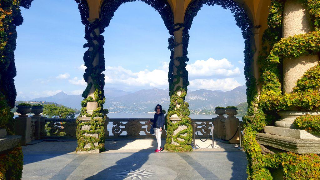villa bialbianello Lac de côme  italie blog voyage clioandco