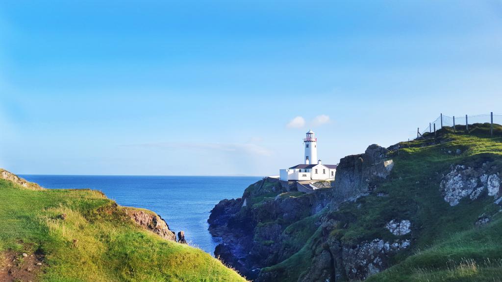 fana head, Irlande, Donegal