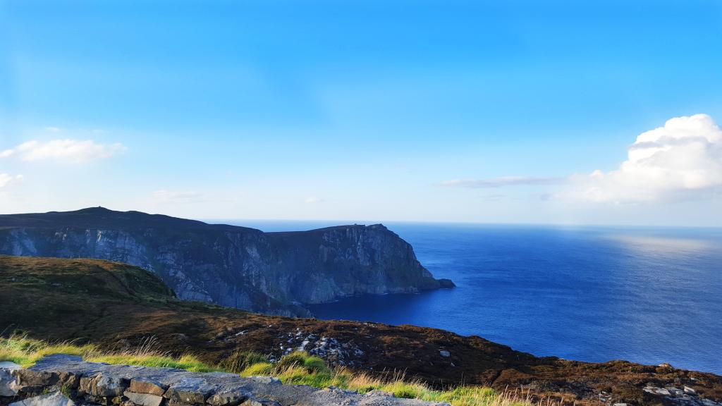 Horn Head, Comté Donegal en Irlande