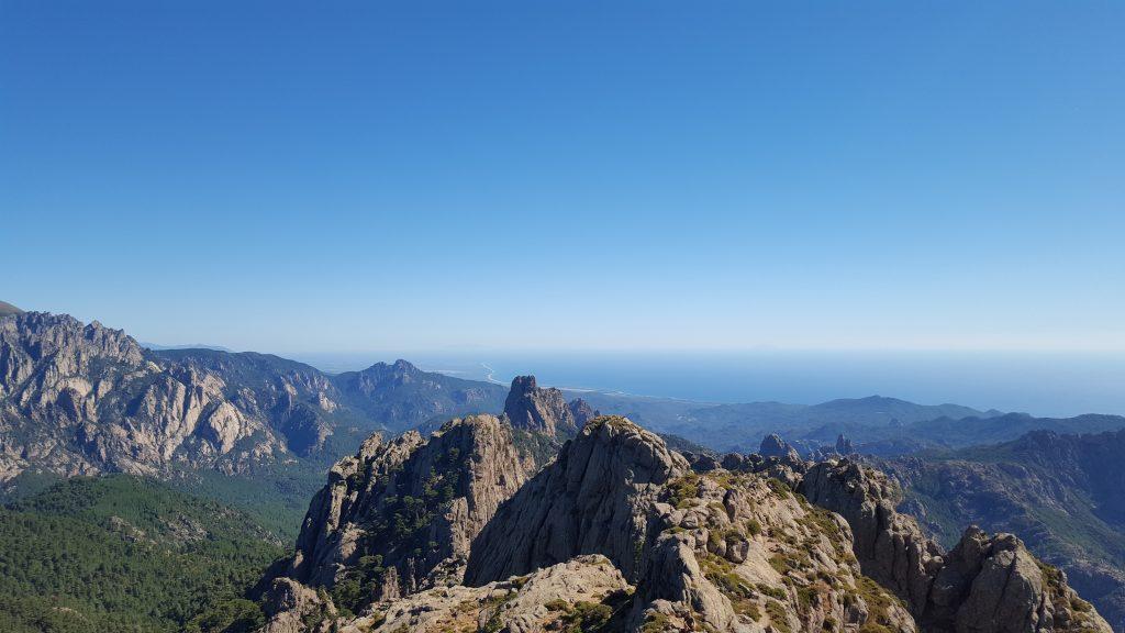 Alta rocca tourisme corse du sud punta velacu