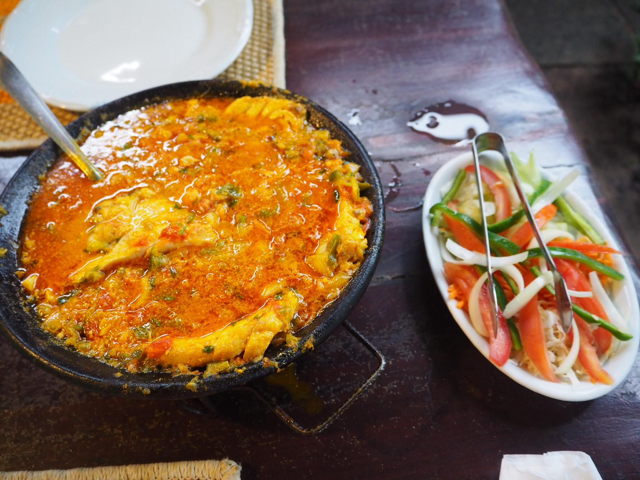 Restaurant A Tapera Barra Grande Brésil Etat de Bahia