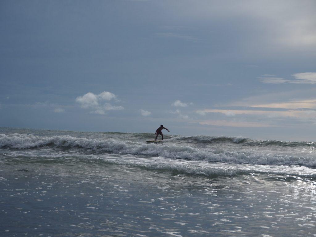 Cours de surf à Jericoacoara, Brésil