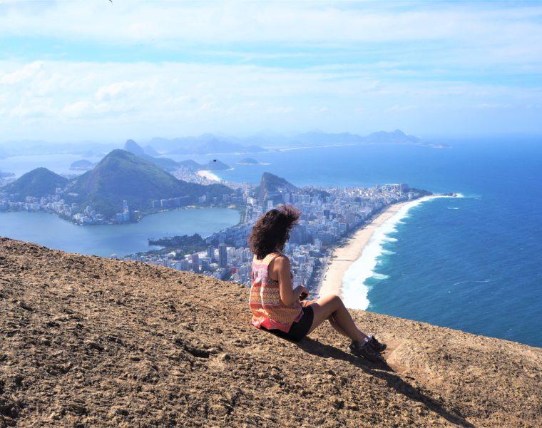 où partir en 2021 Brésil randonnée des dos irmaos Rio de janeiro
