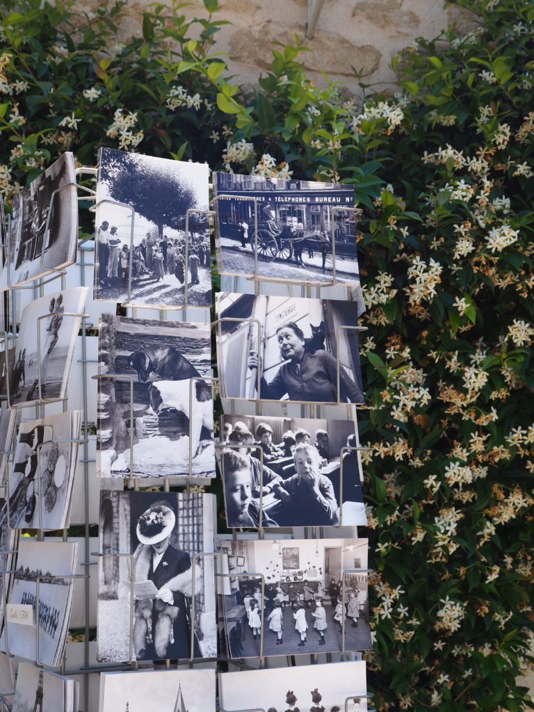 Cartes postales d'antan à Lourmarin