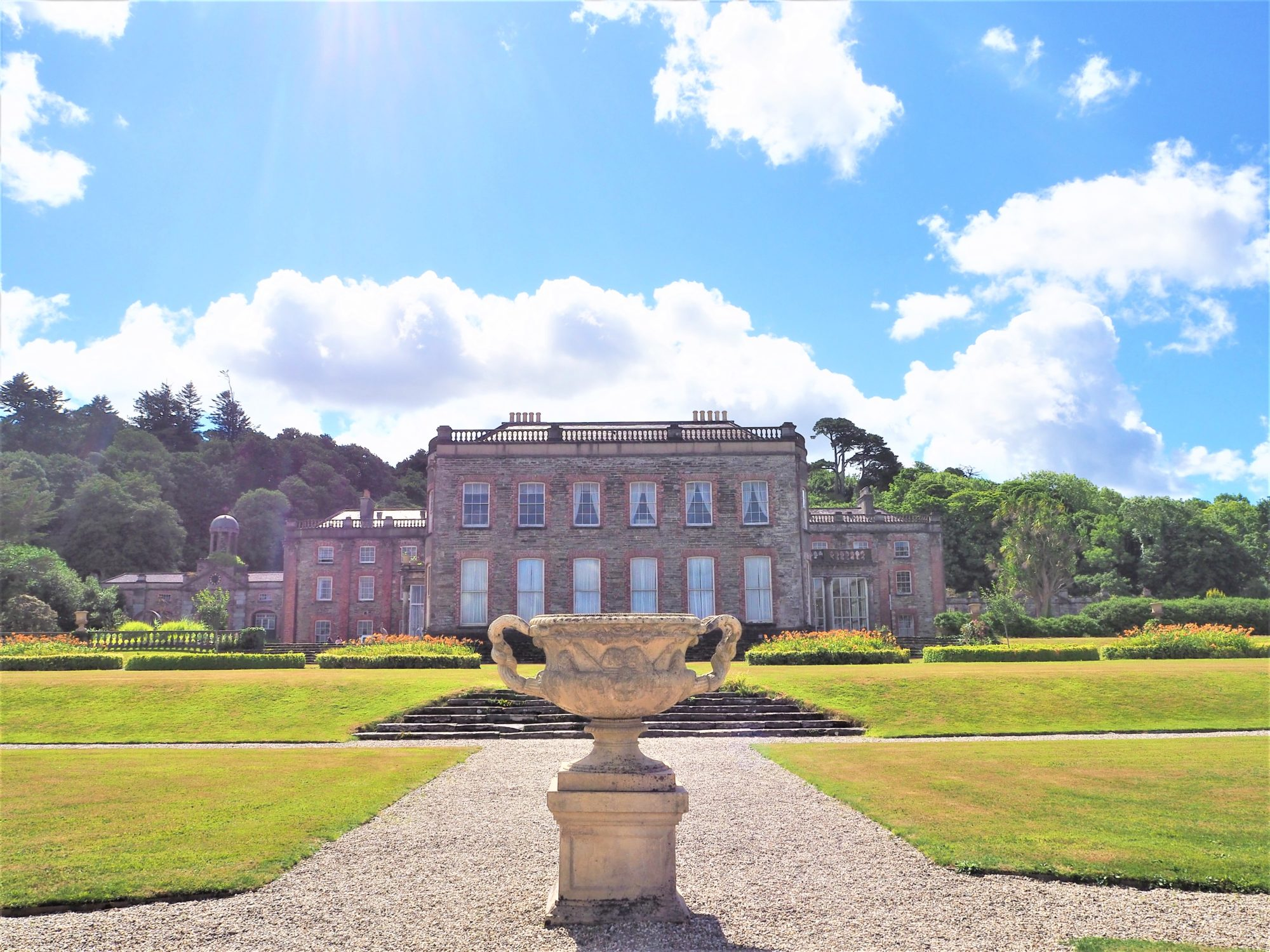 clioandco Bantry House and gardens West Cork