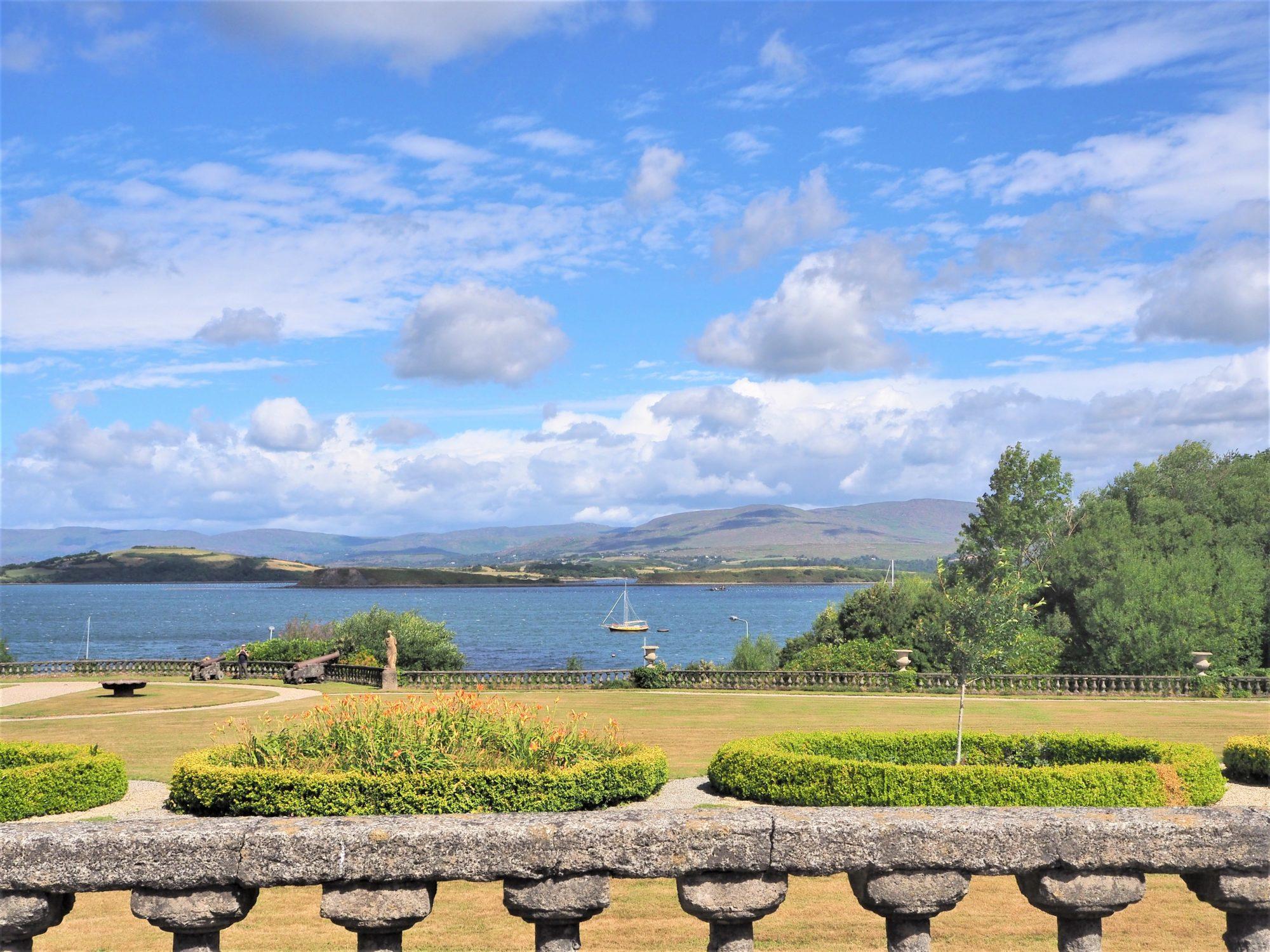 Bantry House and garden comté de Cork clioandco