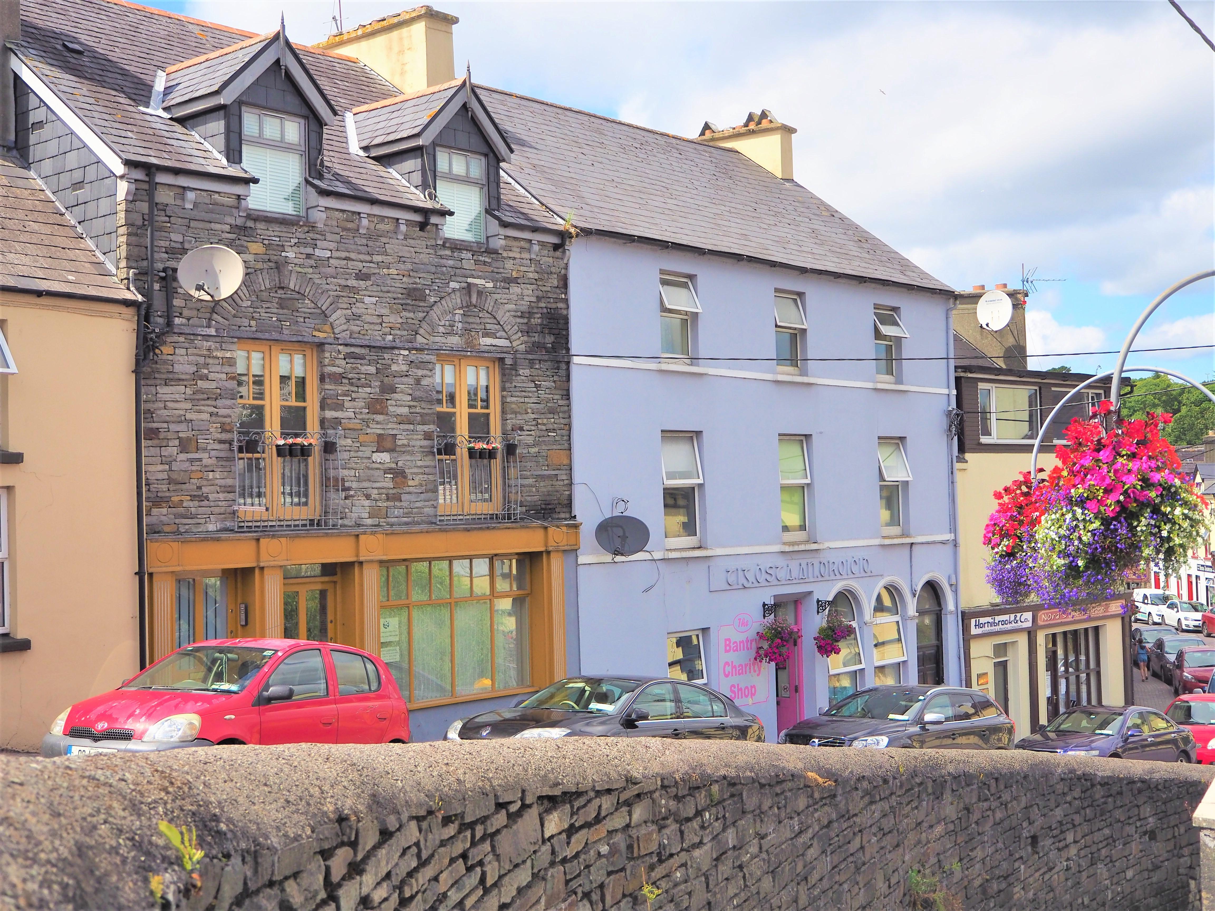 clioandco Bantry Village West Cork village