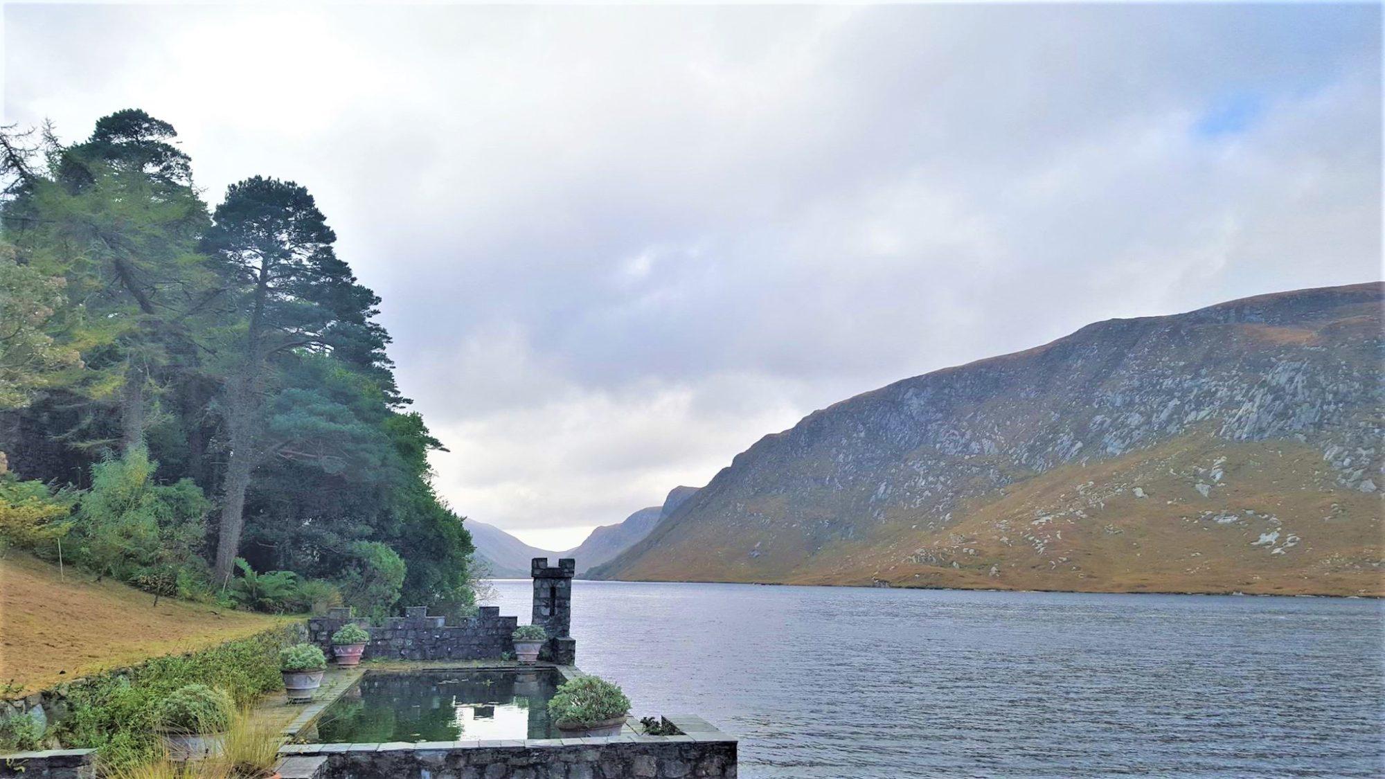 Parc national du Donegal en Irlande