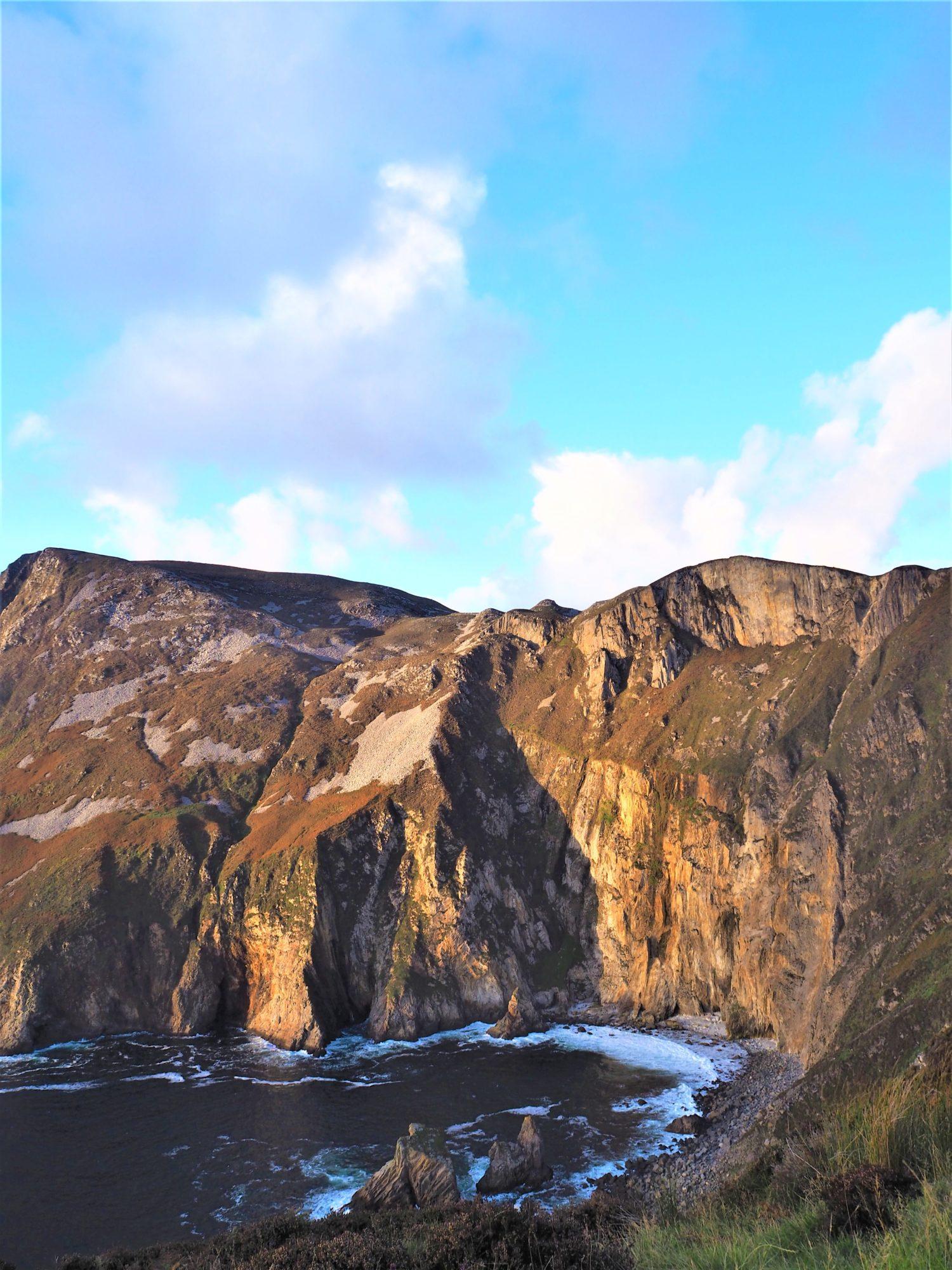 Voyage en Irlande, Comté de Donegal, Slieve League