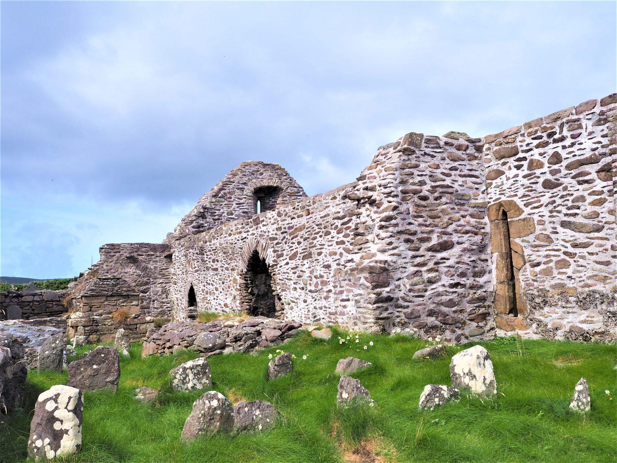 Abbaye de Ballinskelligs
