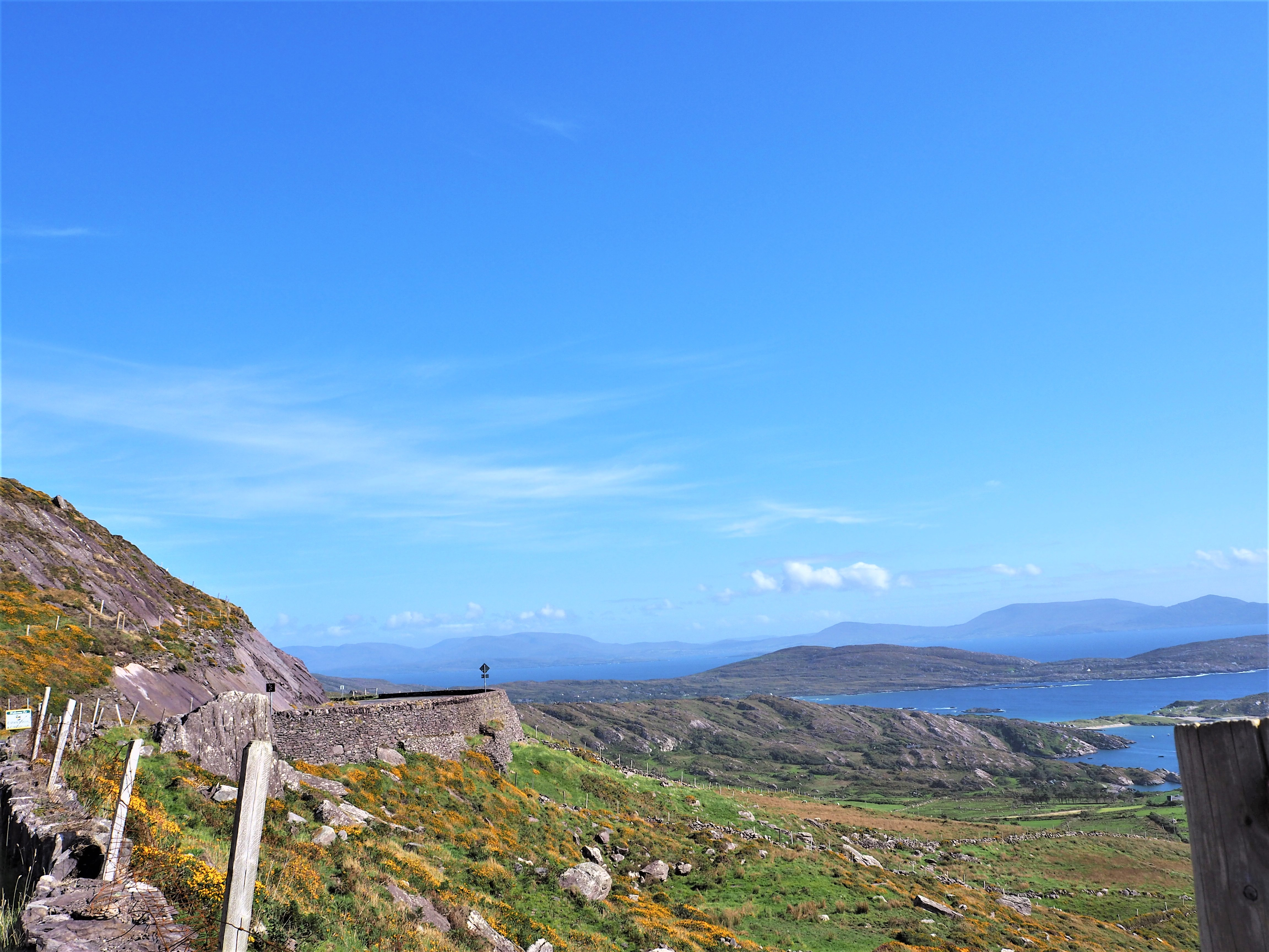 Ring of Kerry, Irlande vue