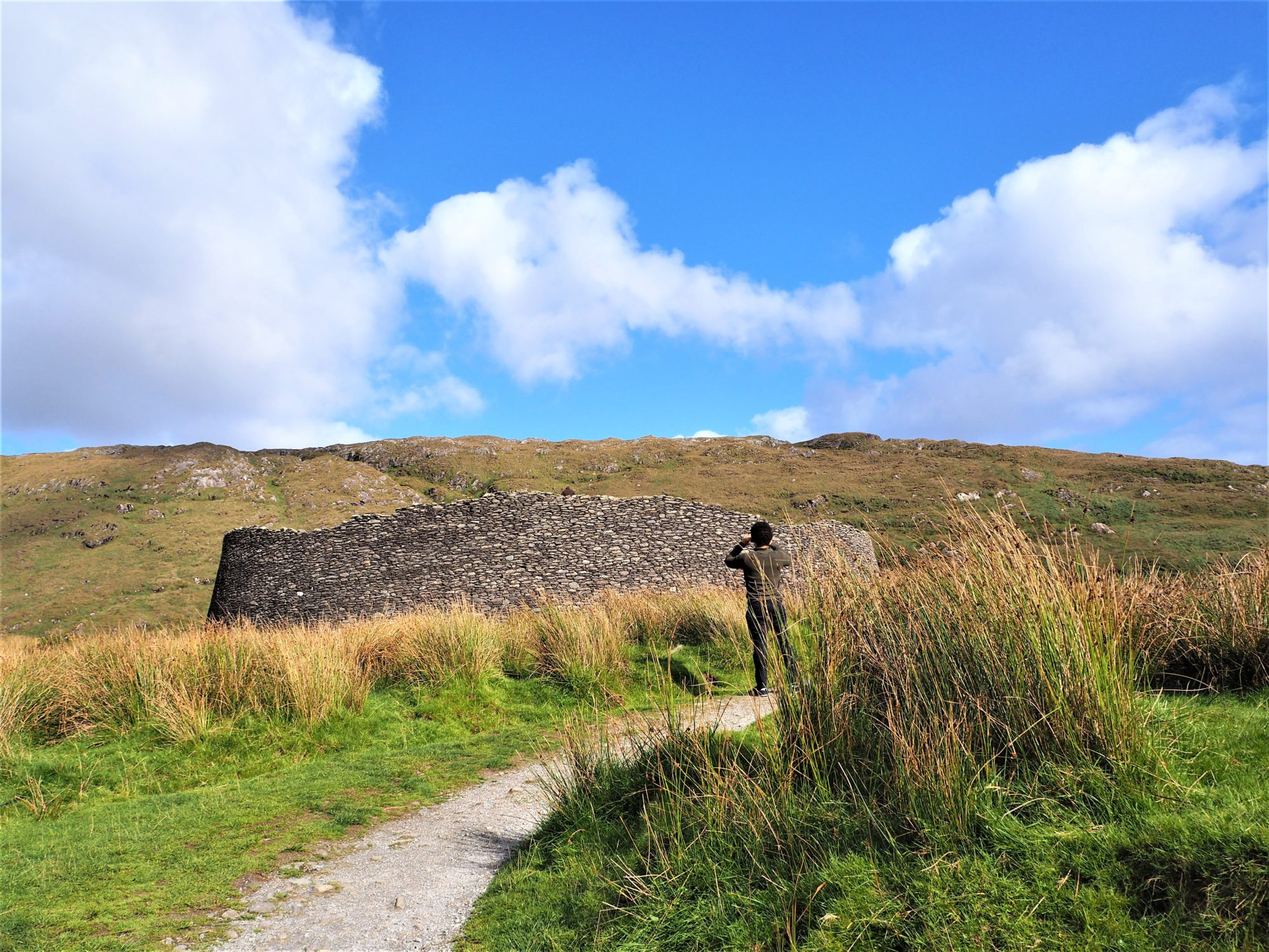 Staigue Fort, Ring of Kerry, Irlande