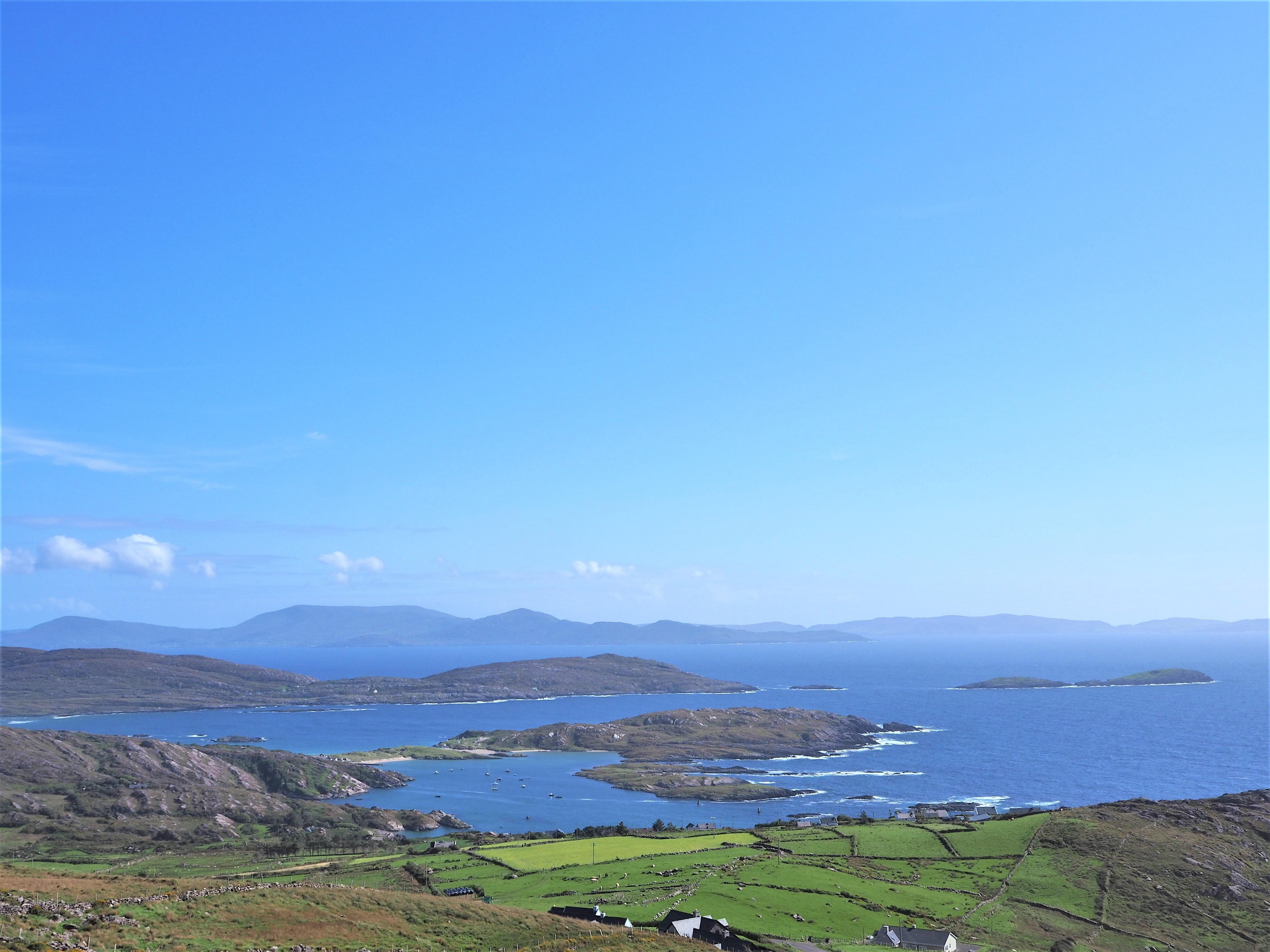 Ring of Kerry, Irlande