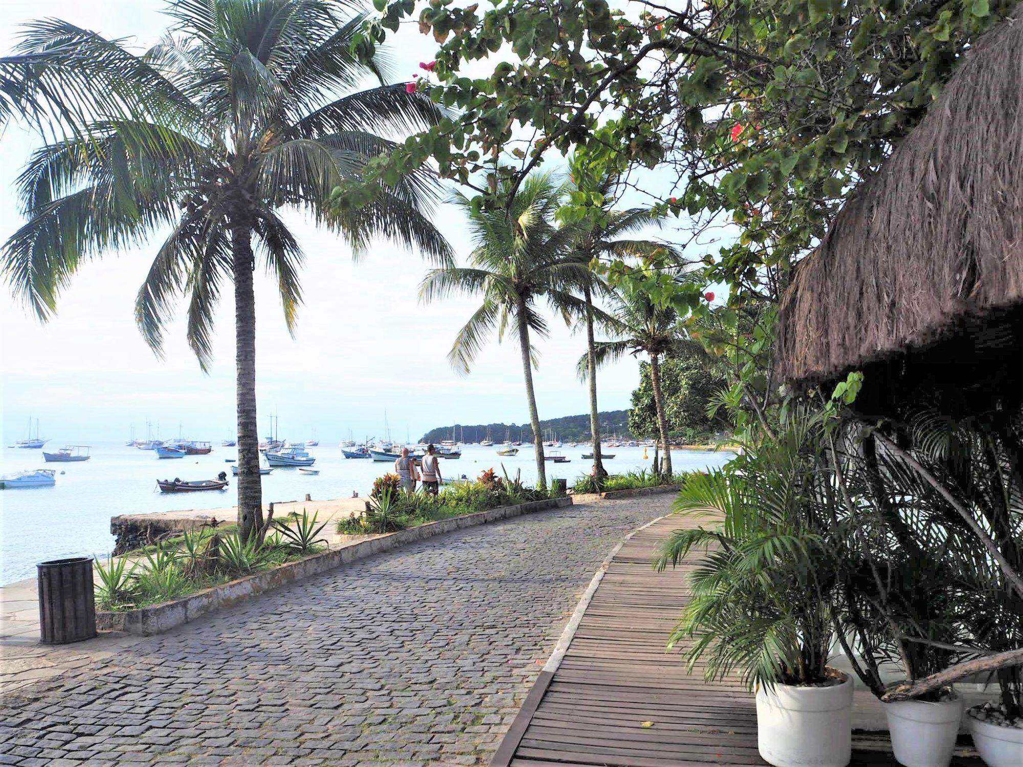 Buzios brésil voyage Eglise clioandco bord de mer encore