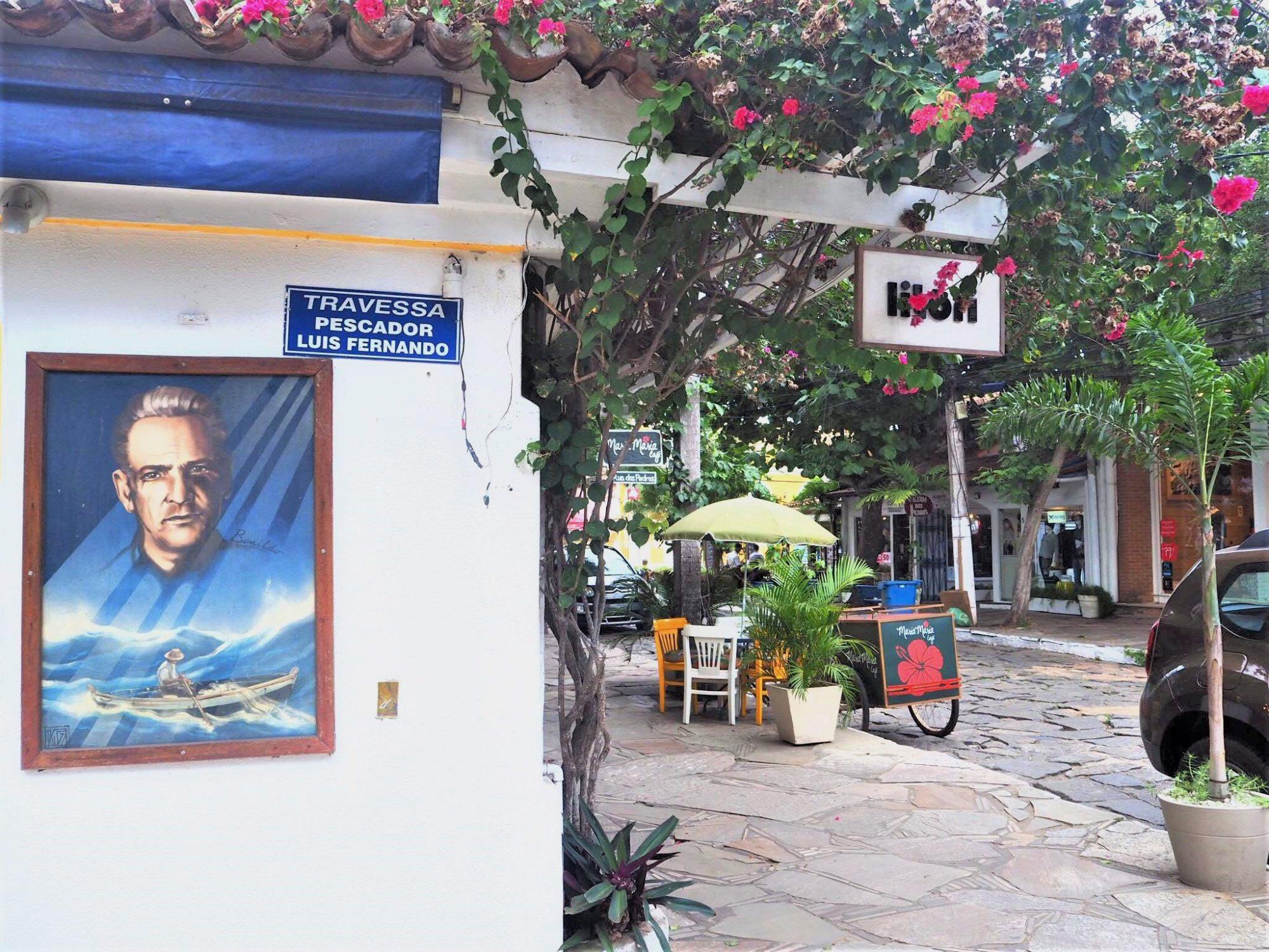 Buzios brésil voyage Eglise clioandco ville