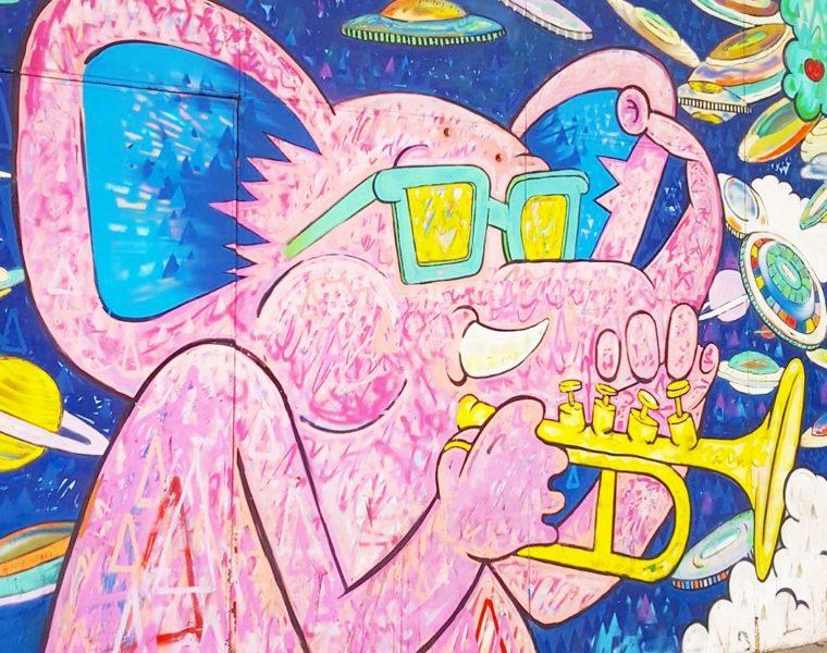 clioanco bresil voyage streetart