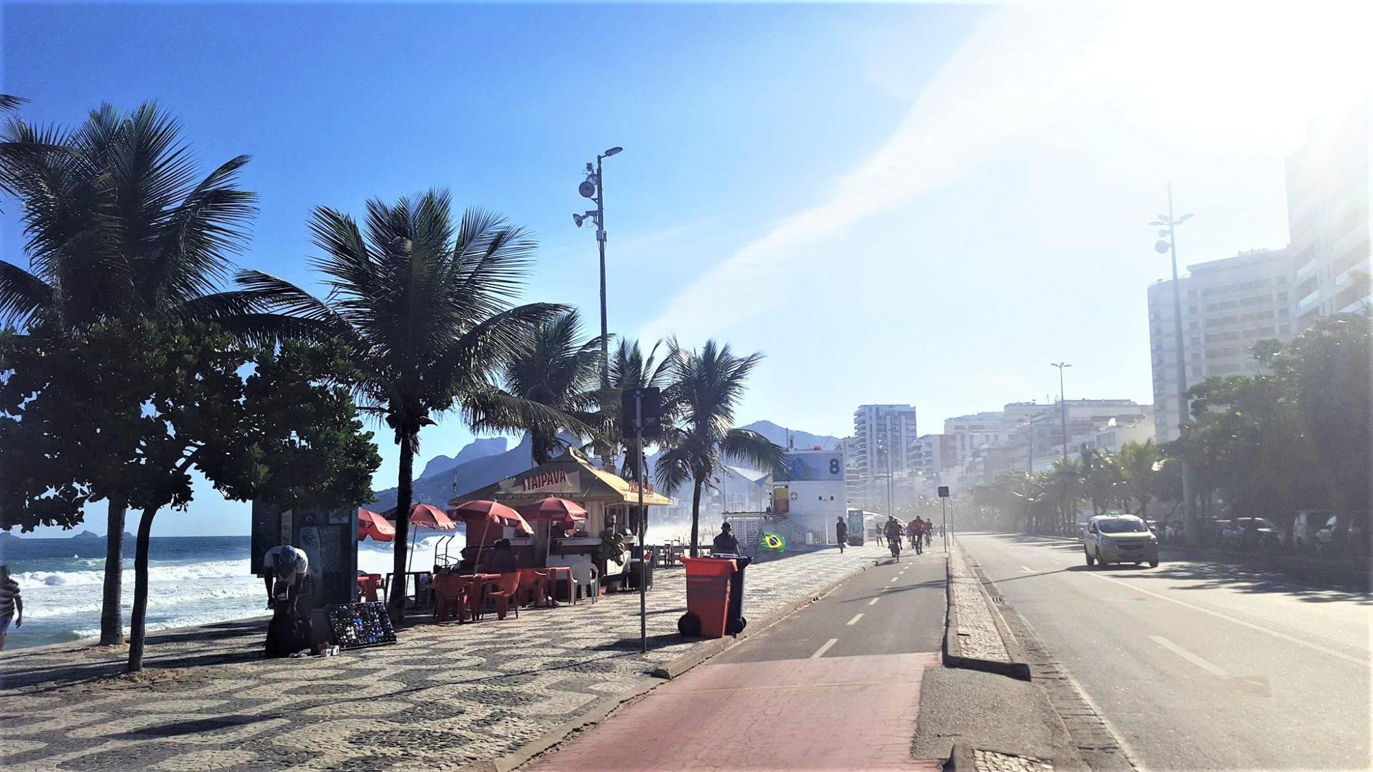 Rio de Janeiro Ipanema blog voyage clioandco brésil