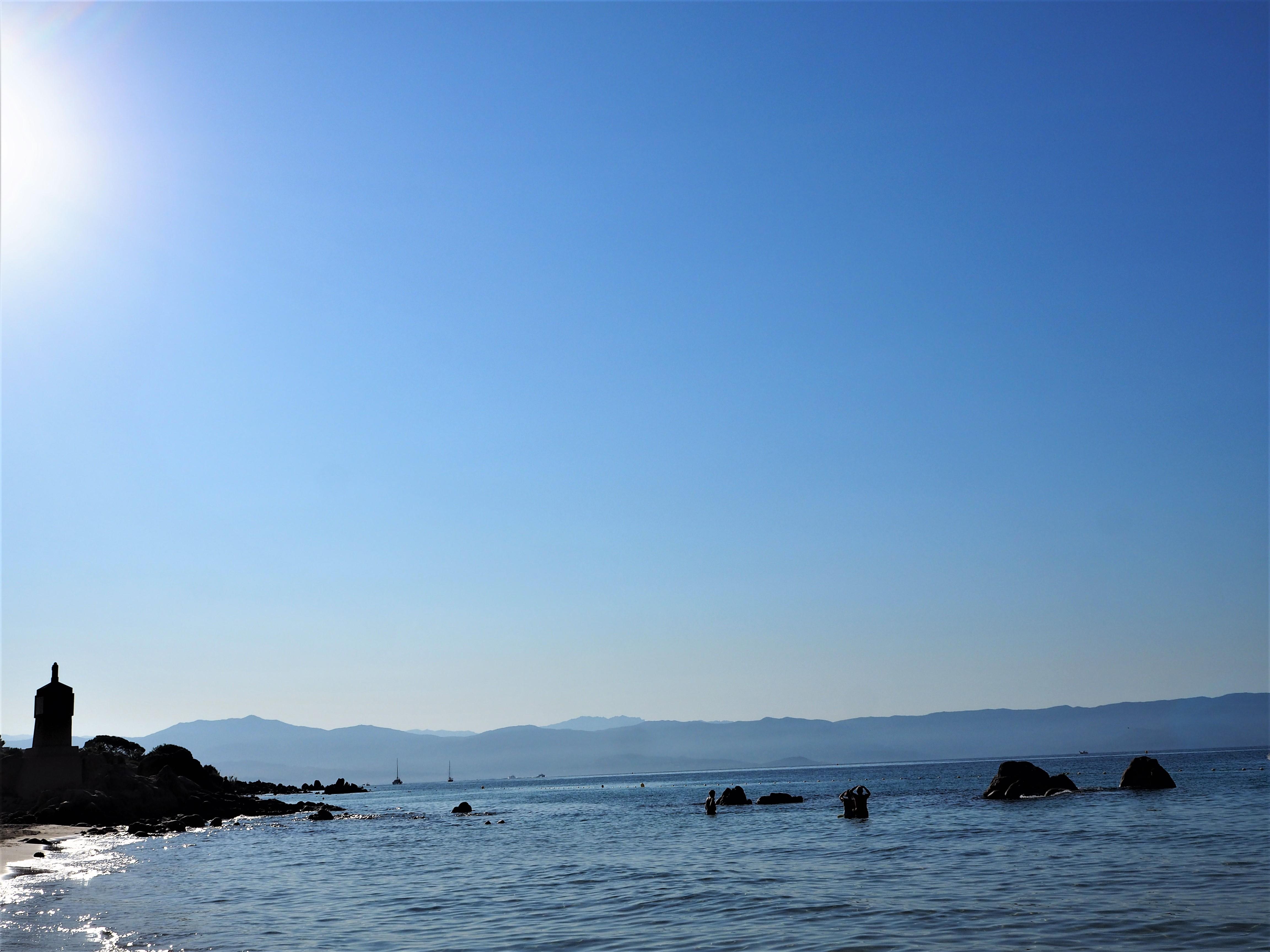 clioandco blog voyage corse plage à voir goeland