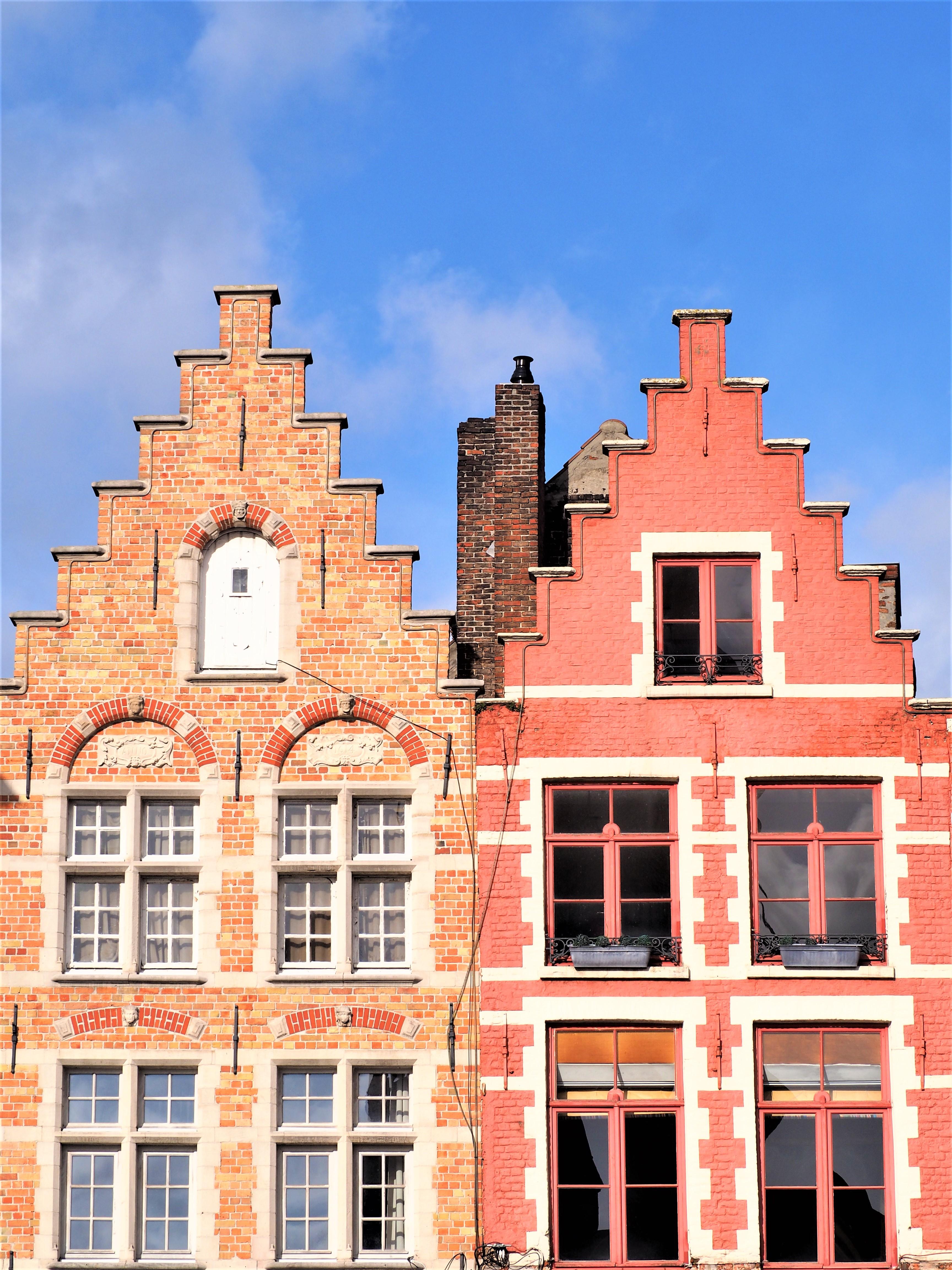 Bruges-Belgique-Blog-voyage-Clioandco-Maisons-colorées