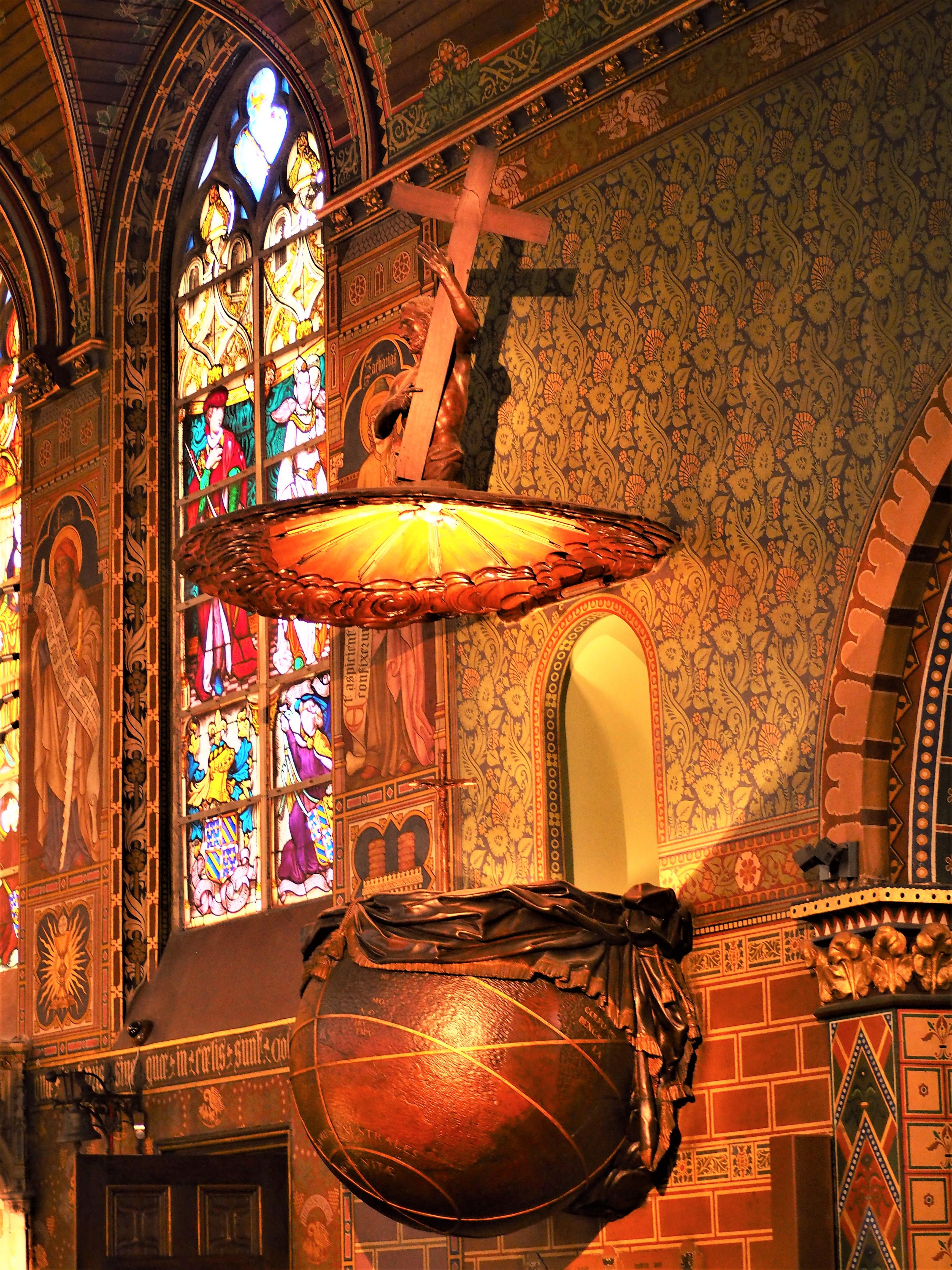 Bruges-Belgique-blog-voyage-clioandco-Basilique-de-Saint-Sang