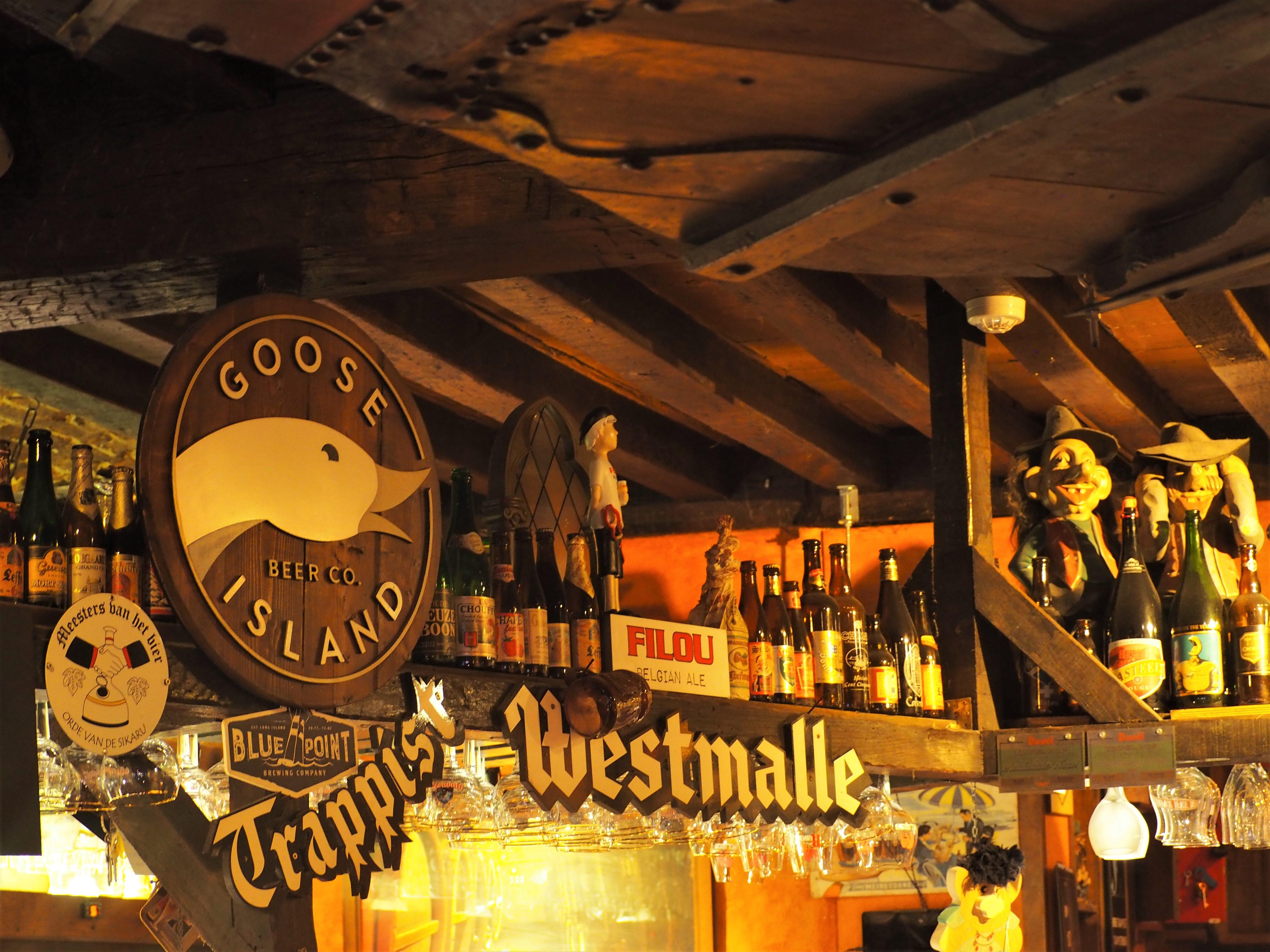Bar gand belgique pub trollekelder eglise saint jacques atypique clioandco blog voyage