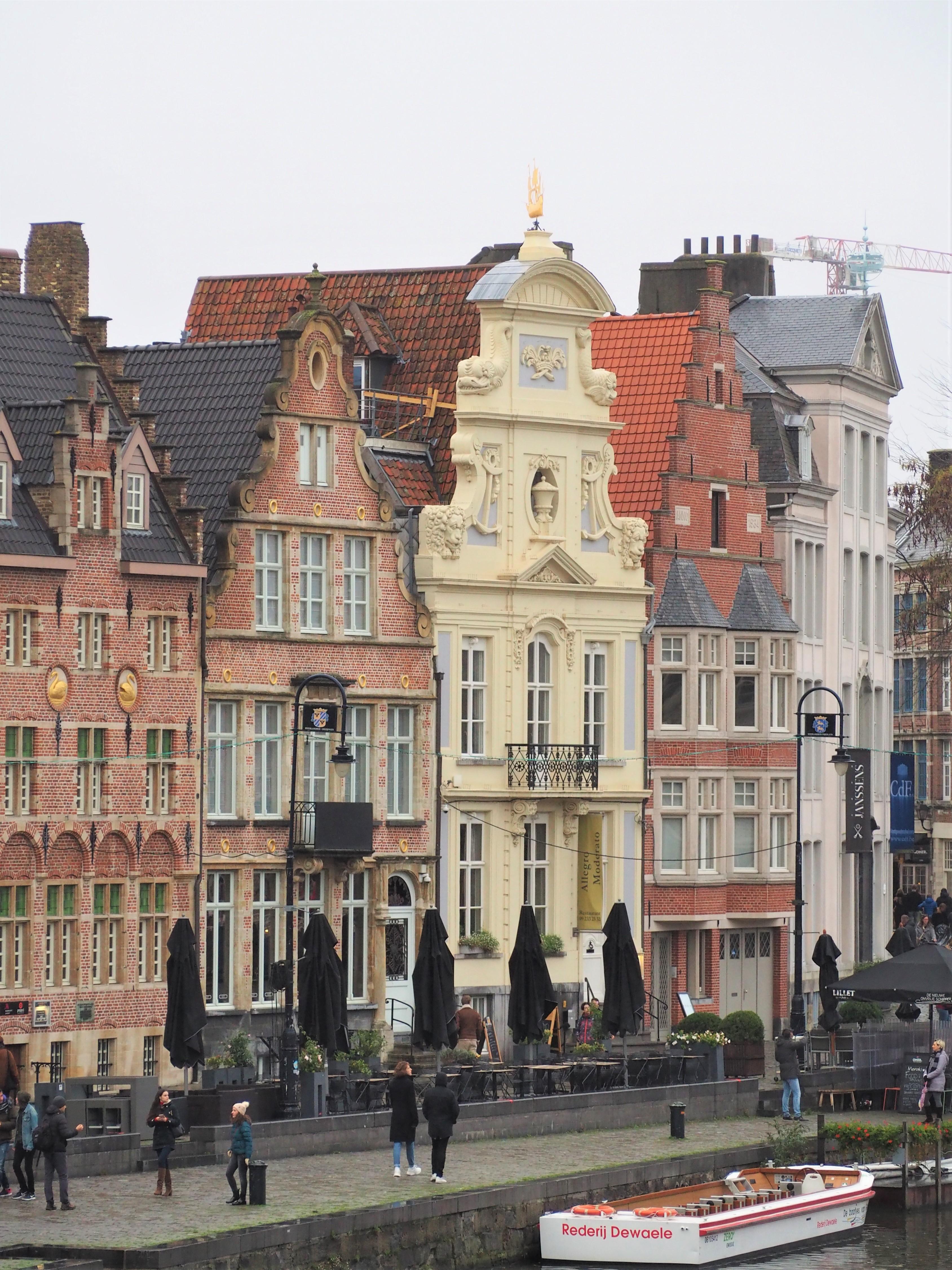 Gand belgique visiter gralei clioandco blog voyage