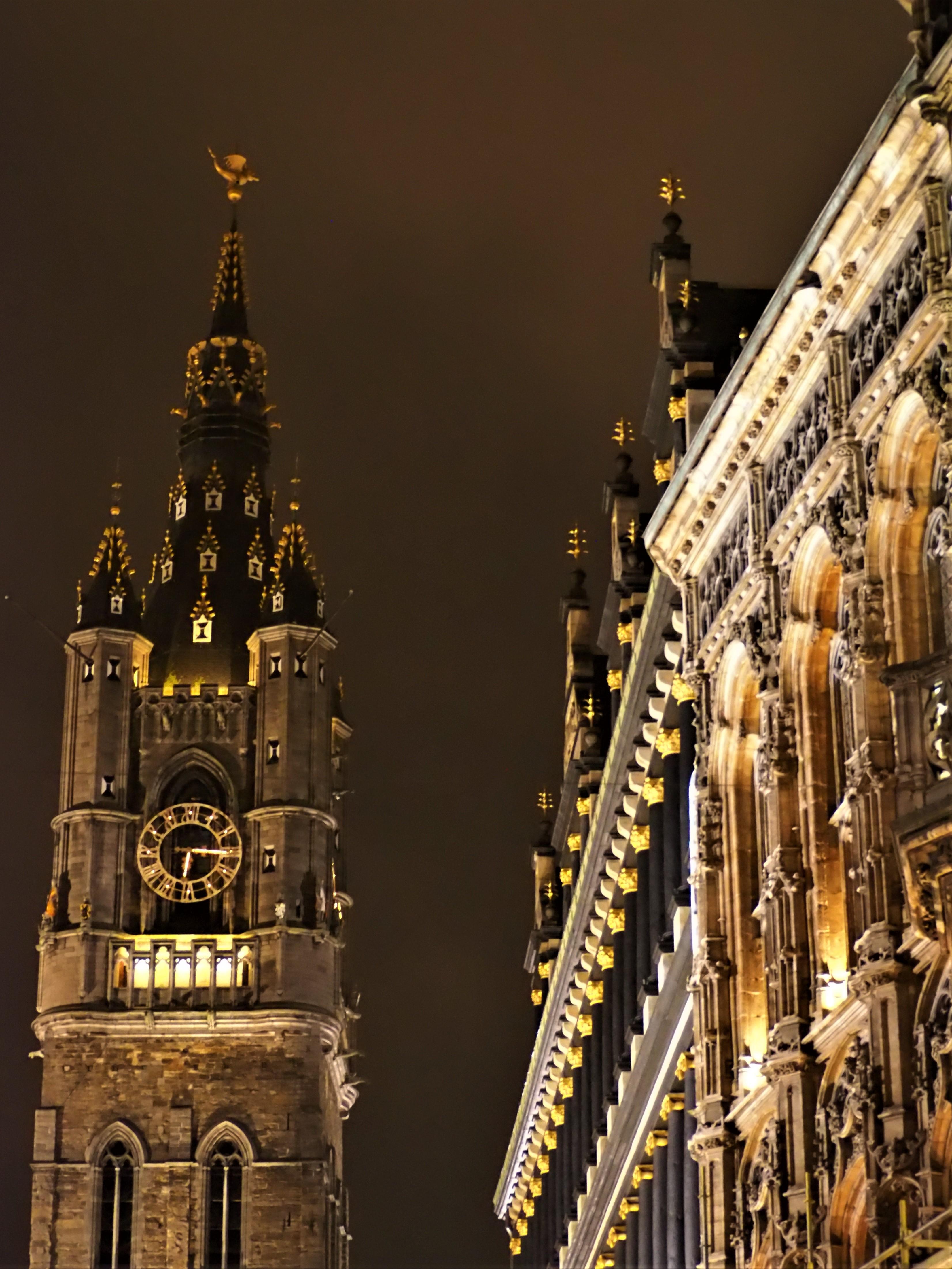 Beffroi de gand belgique blog voyage clioandco