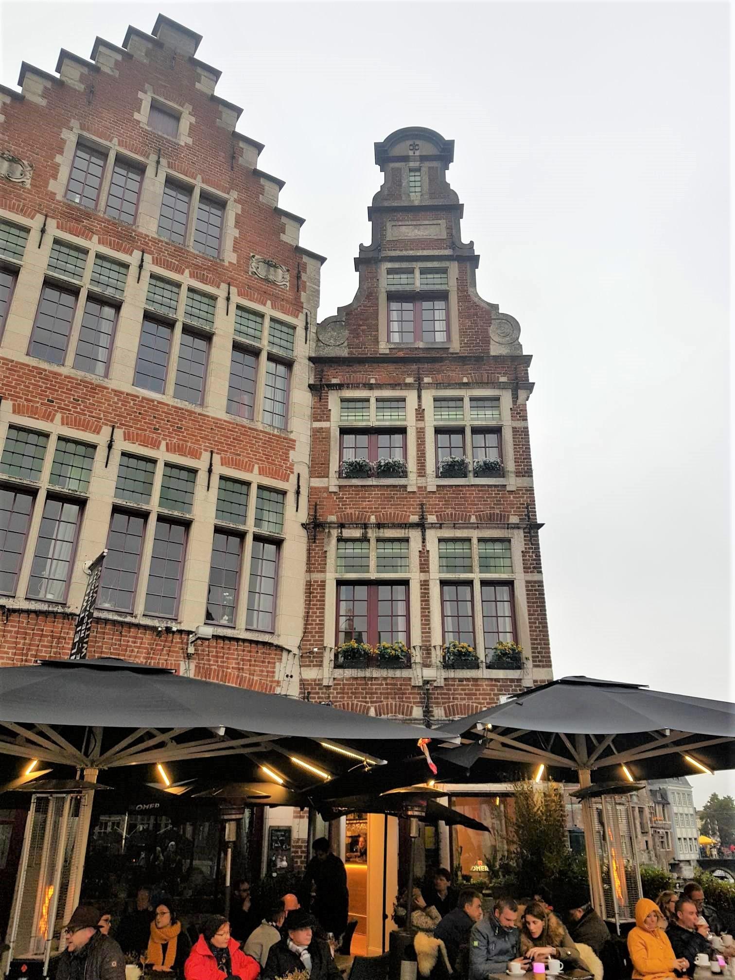 Visiter Gand Belgique clioandco blog voyage