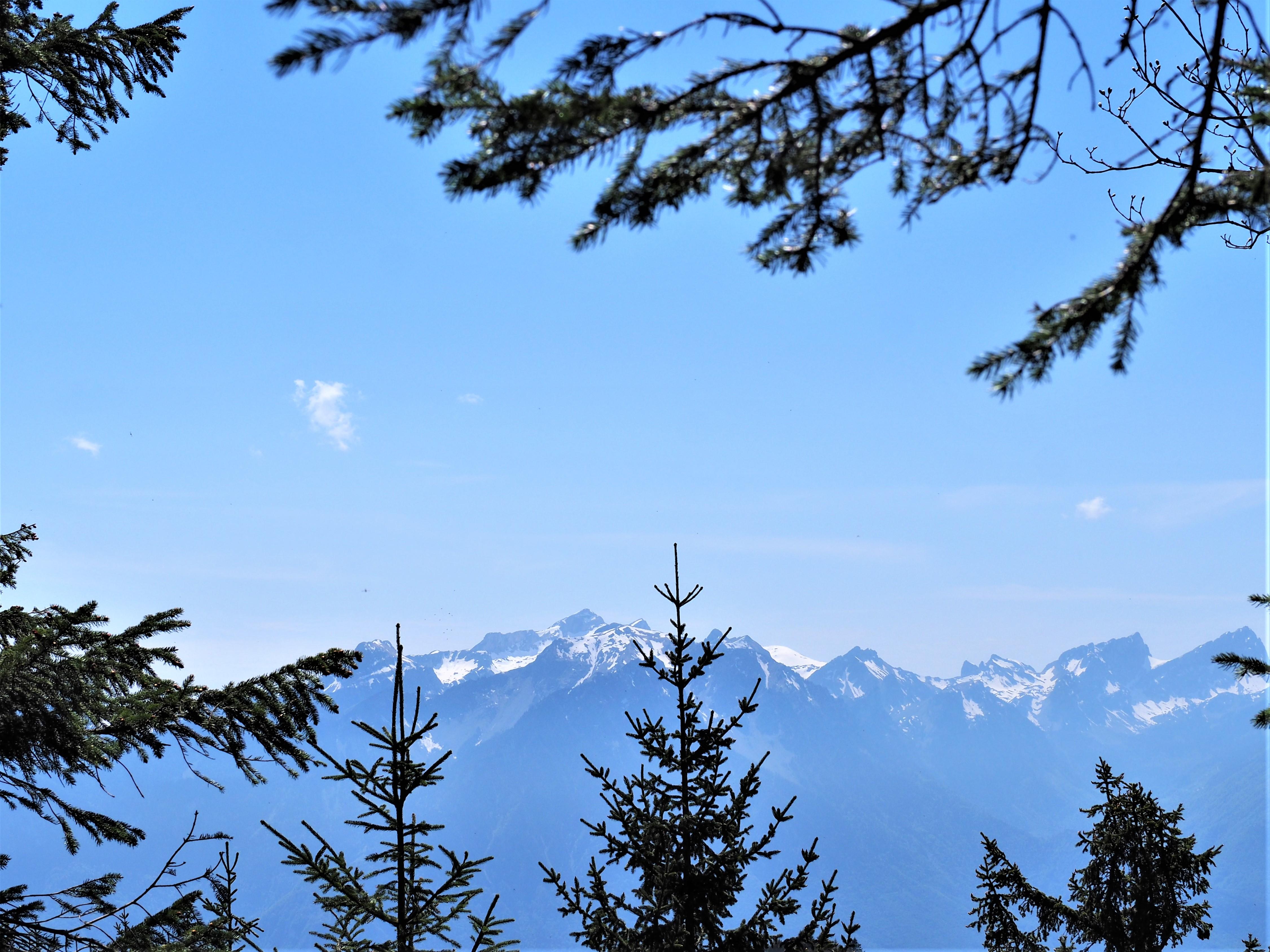 Clioandco BLog voyage Lausanne randonnée Suisse