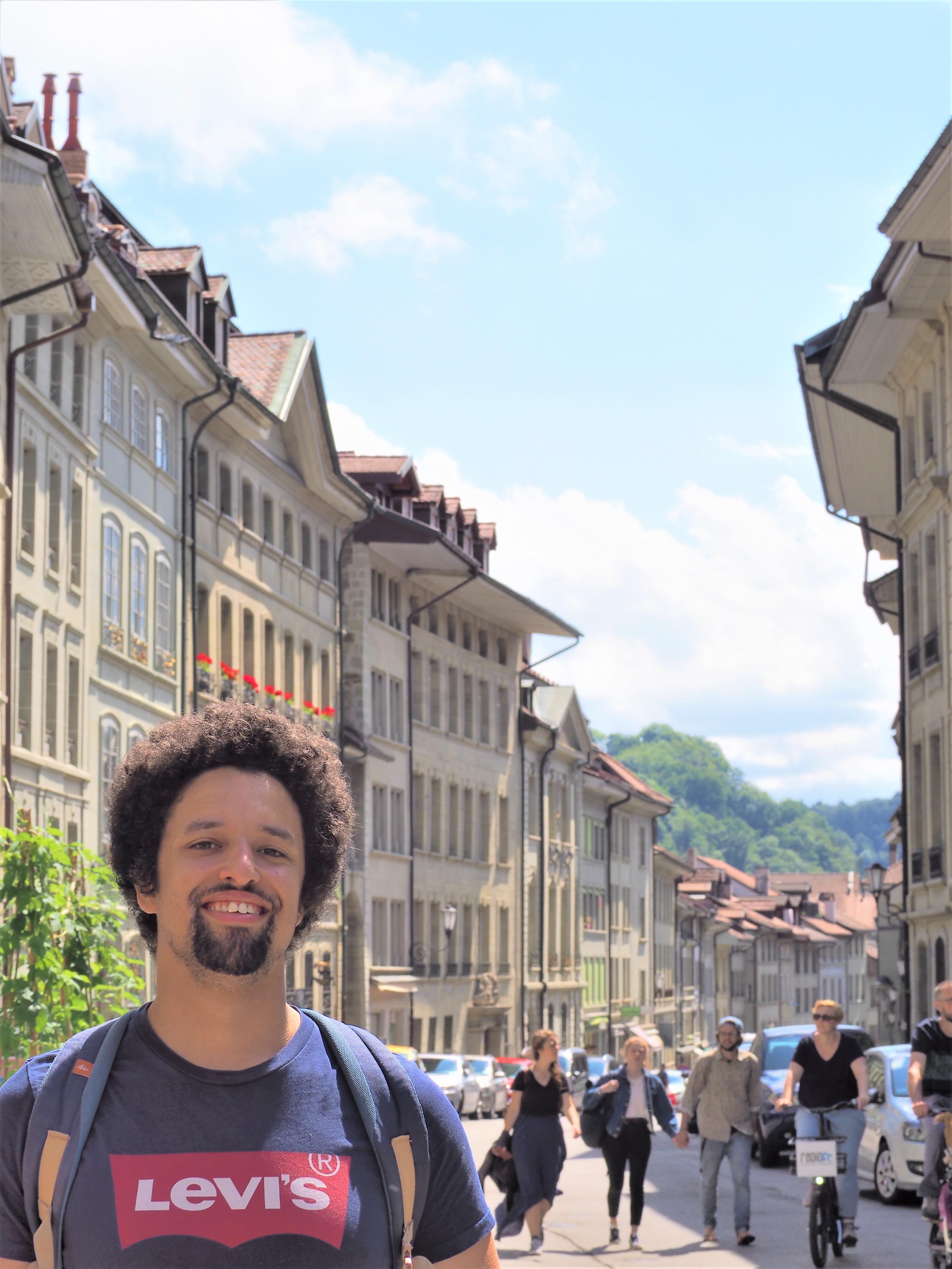 Suisse Fribourg vieille ville clioandco blog voyage