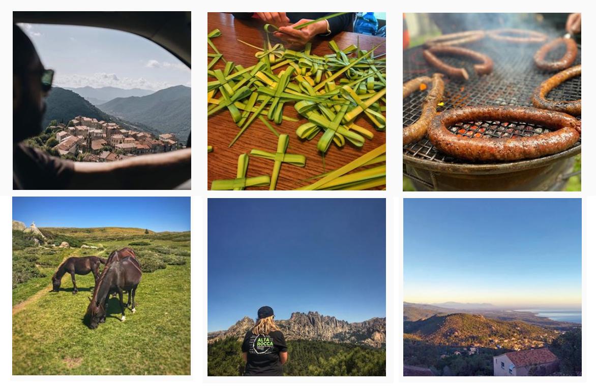 Alta Rocca Tourisme instagram