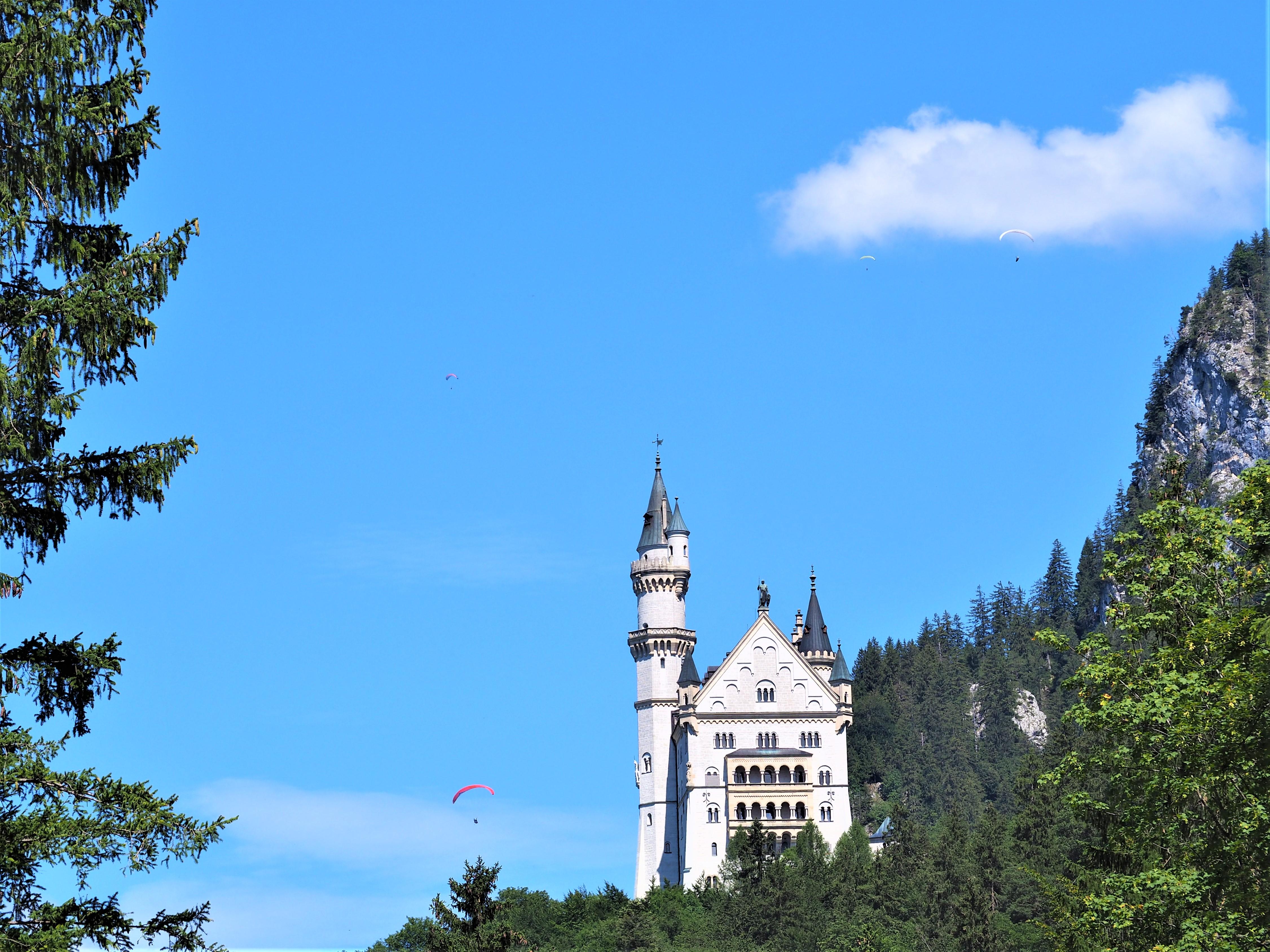 -chateau-de-Neuschwanstein-Allemagne-Baviere-blog-voyage-clioandco