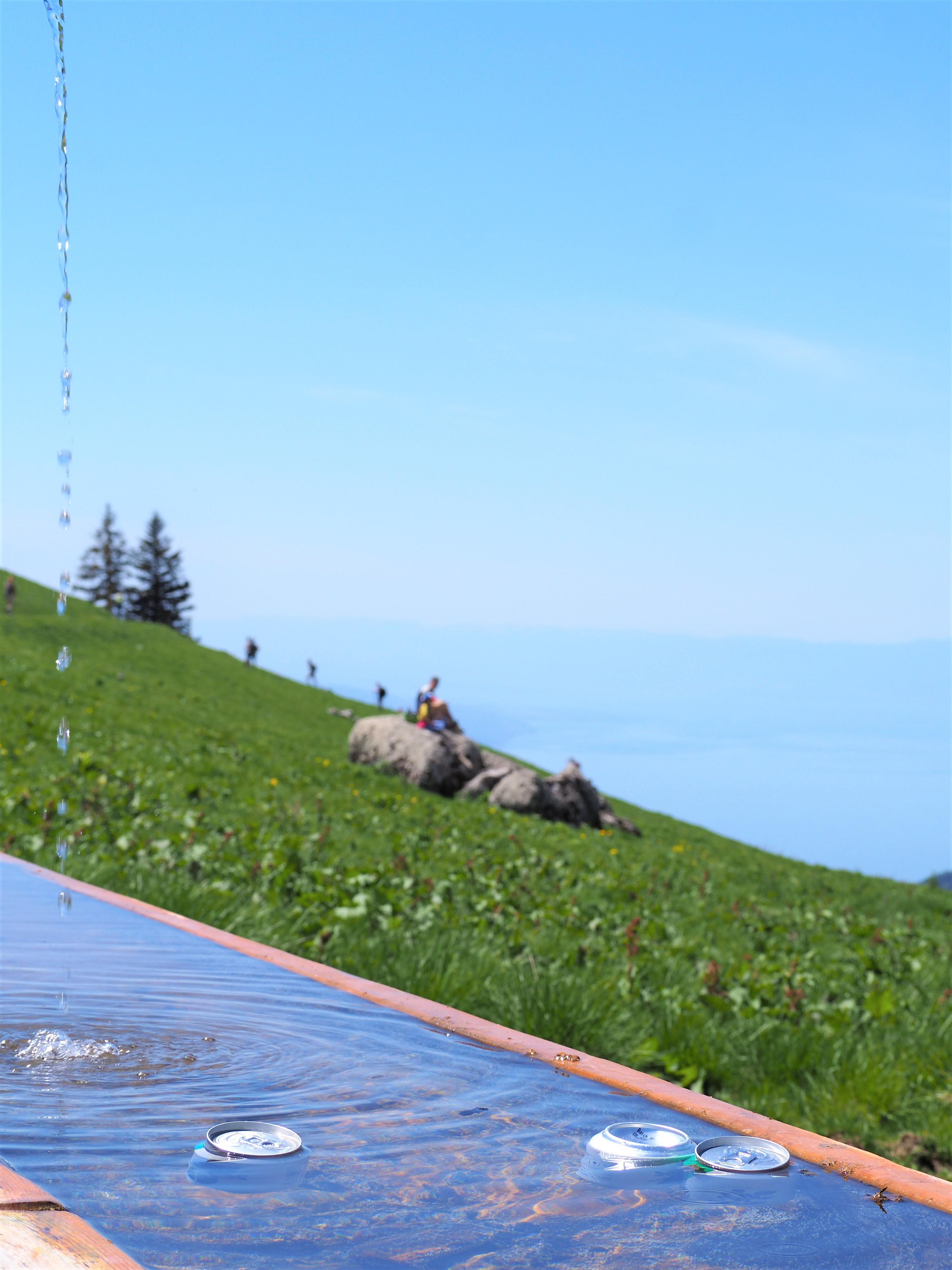 La-Nebuleuse bière suisse randonnée lac léman dent de jaman