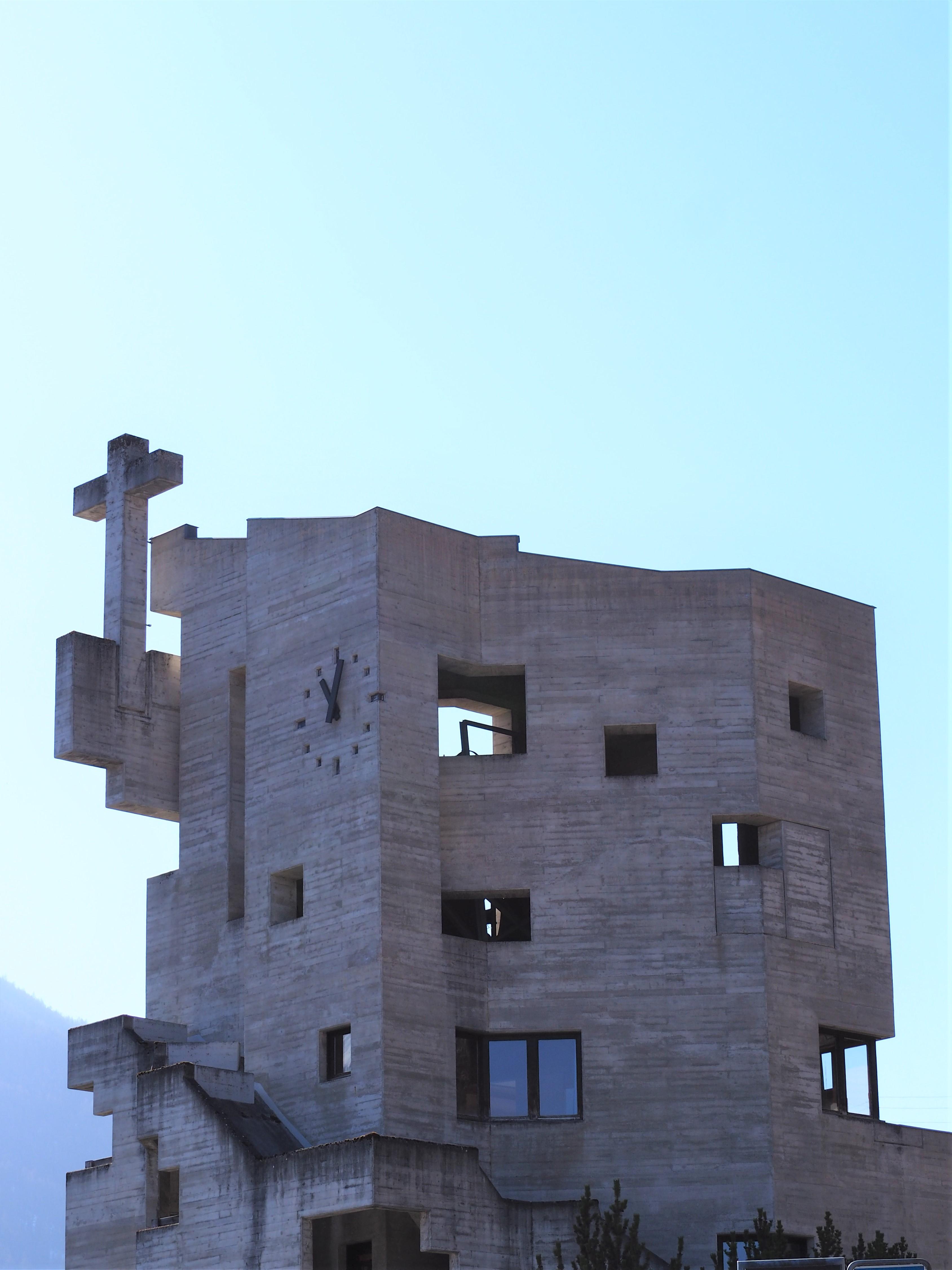 Eglise Saint Nicolas D'Hérémence suisse valais