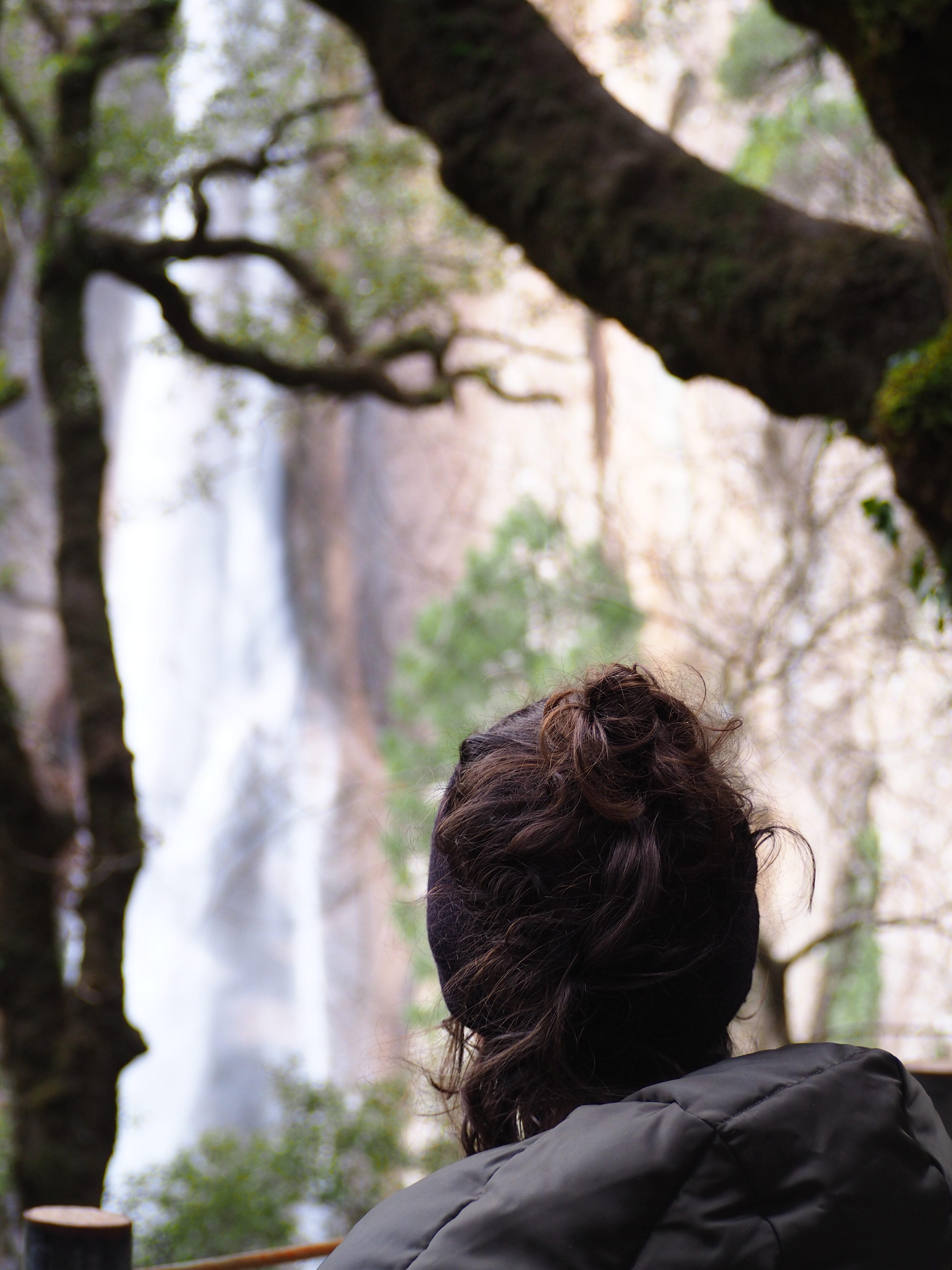 cascade de randonnée piscia de ghjaddu