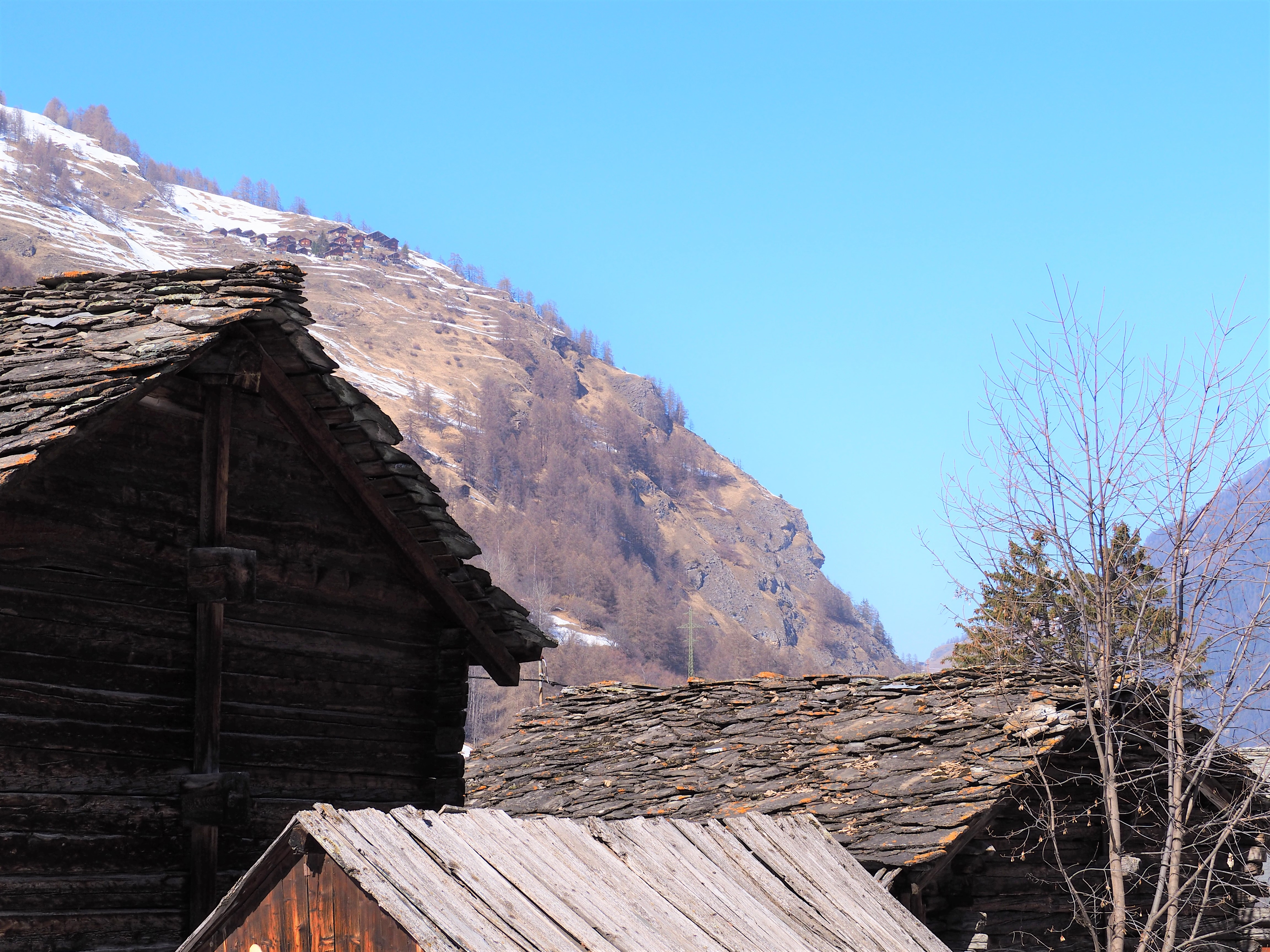 Les Haudères suisse valais