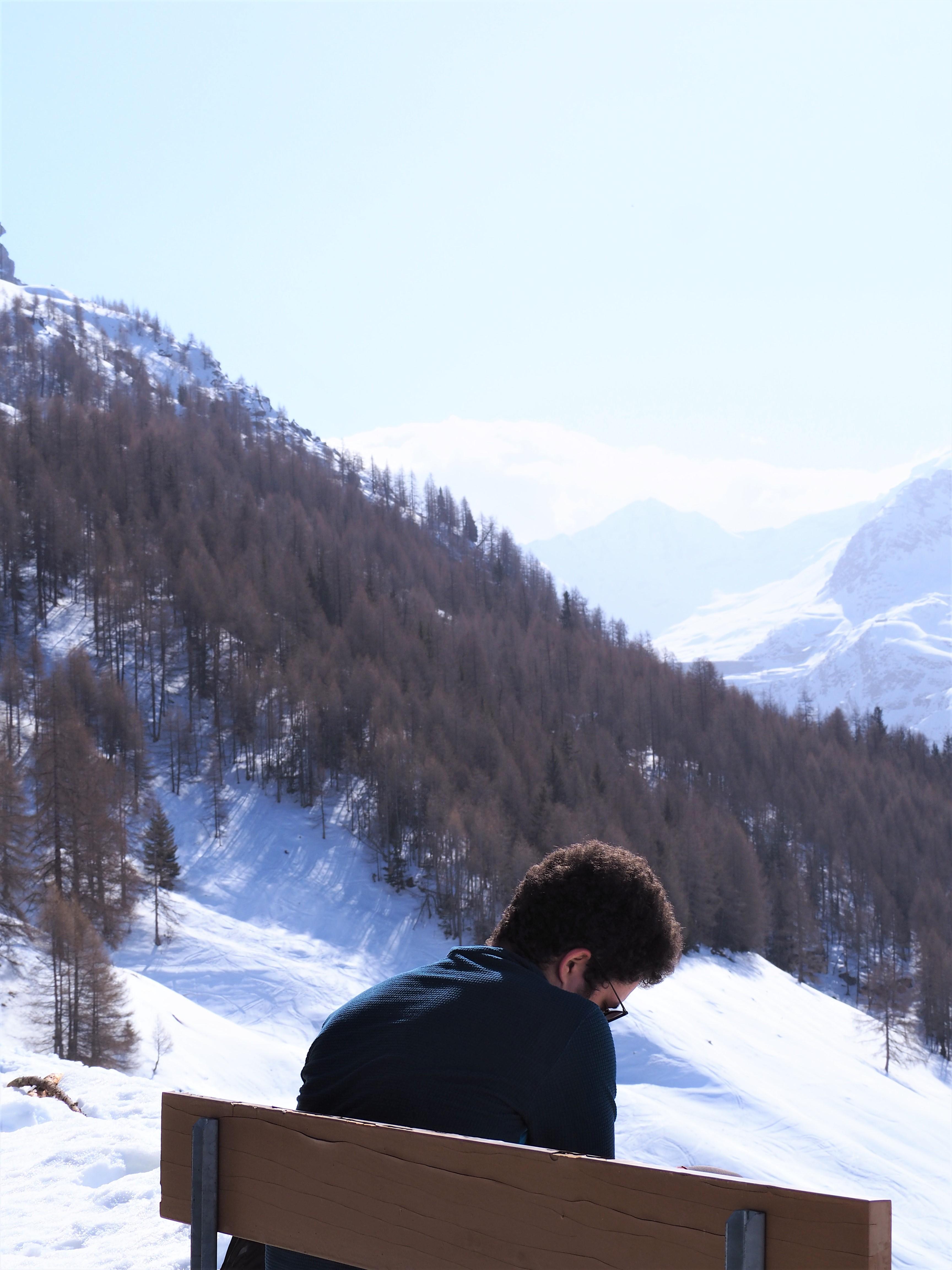 Mandelon pique-nique valais suisse val d'hérens