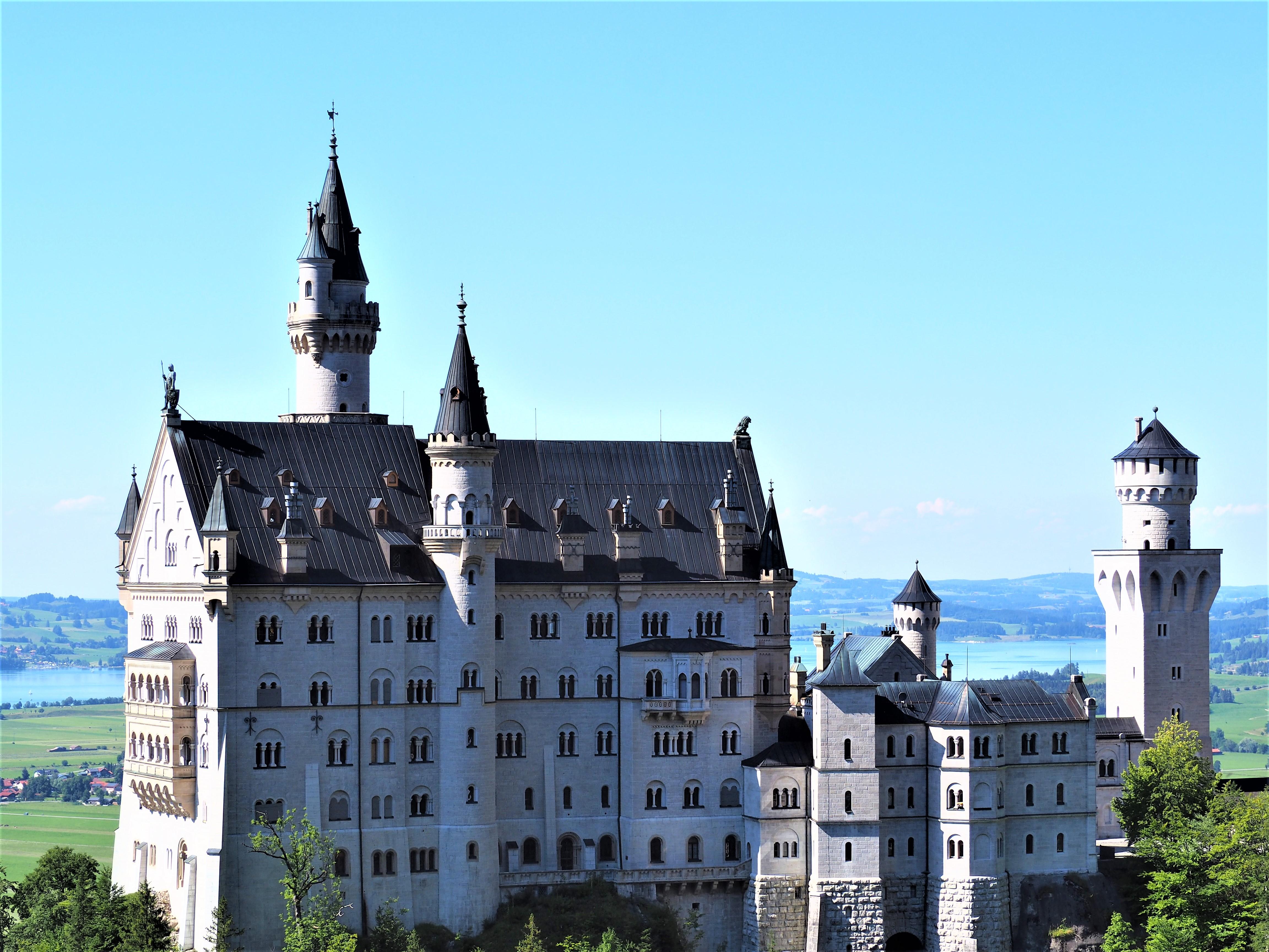 chateau-de-Neuschwanstein-Allemagne-Baviere-blog-voyage-clioandco