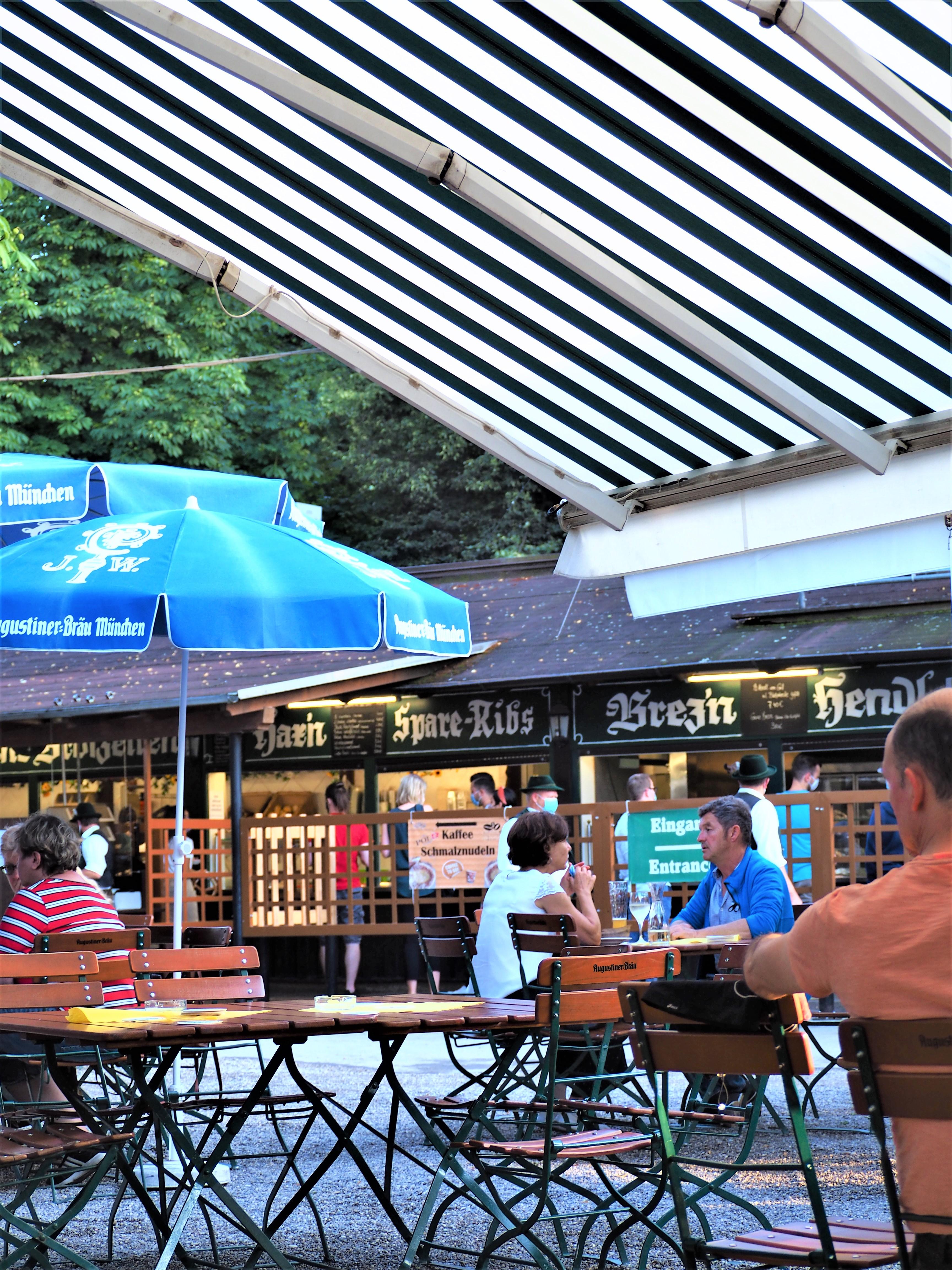 Allemagne-Biergarten-blog-voyage-clioandco-style-de-vie-Munich