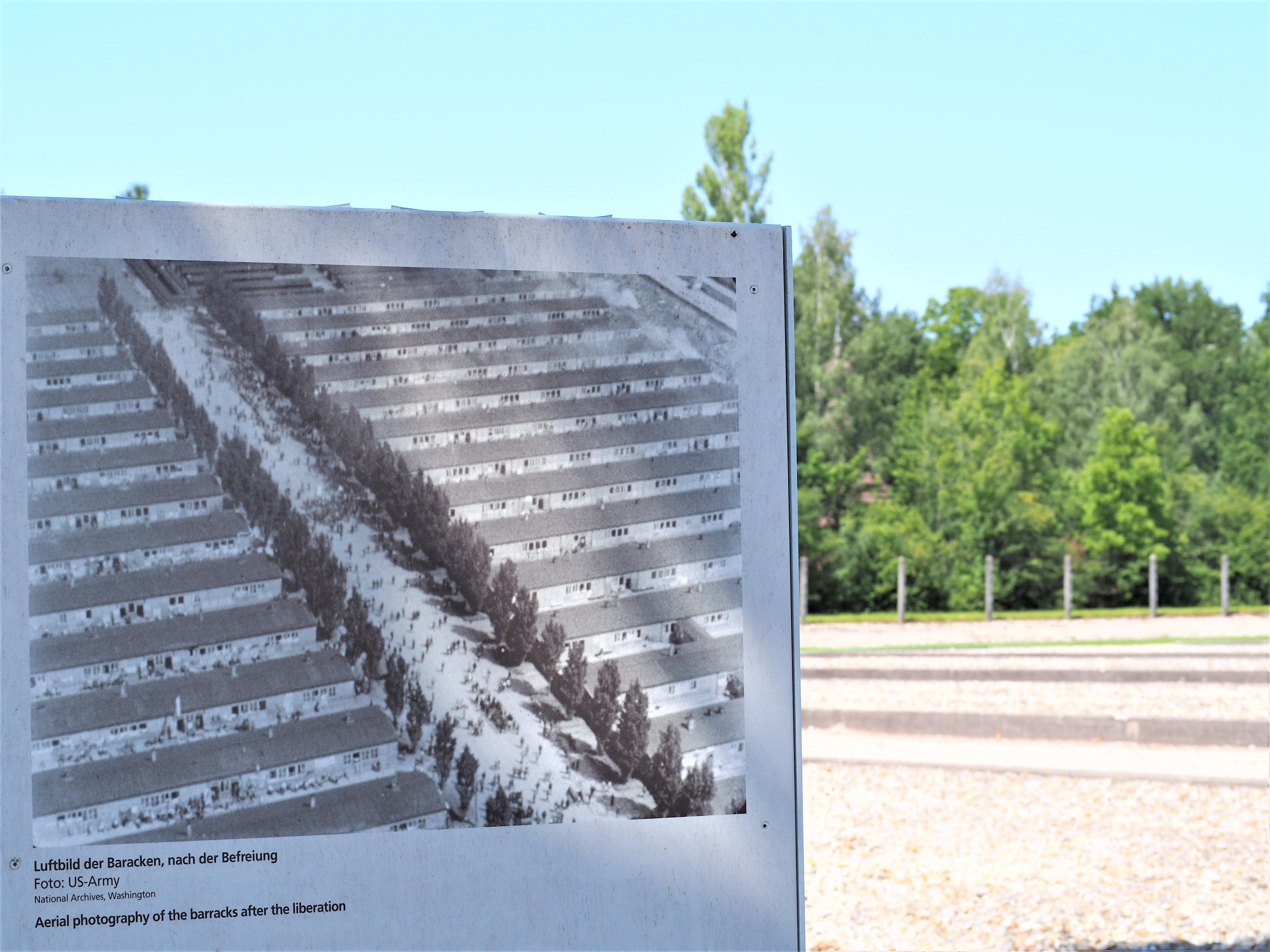Dachau camp de concentration munich baviere