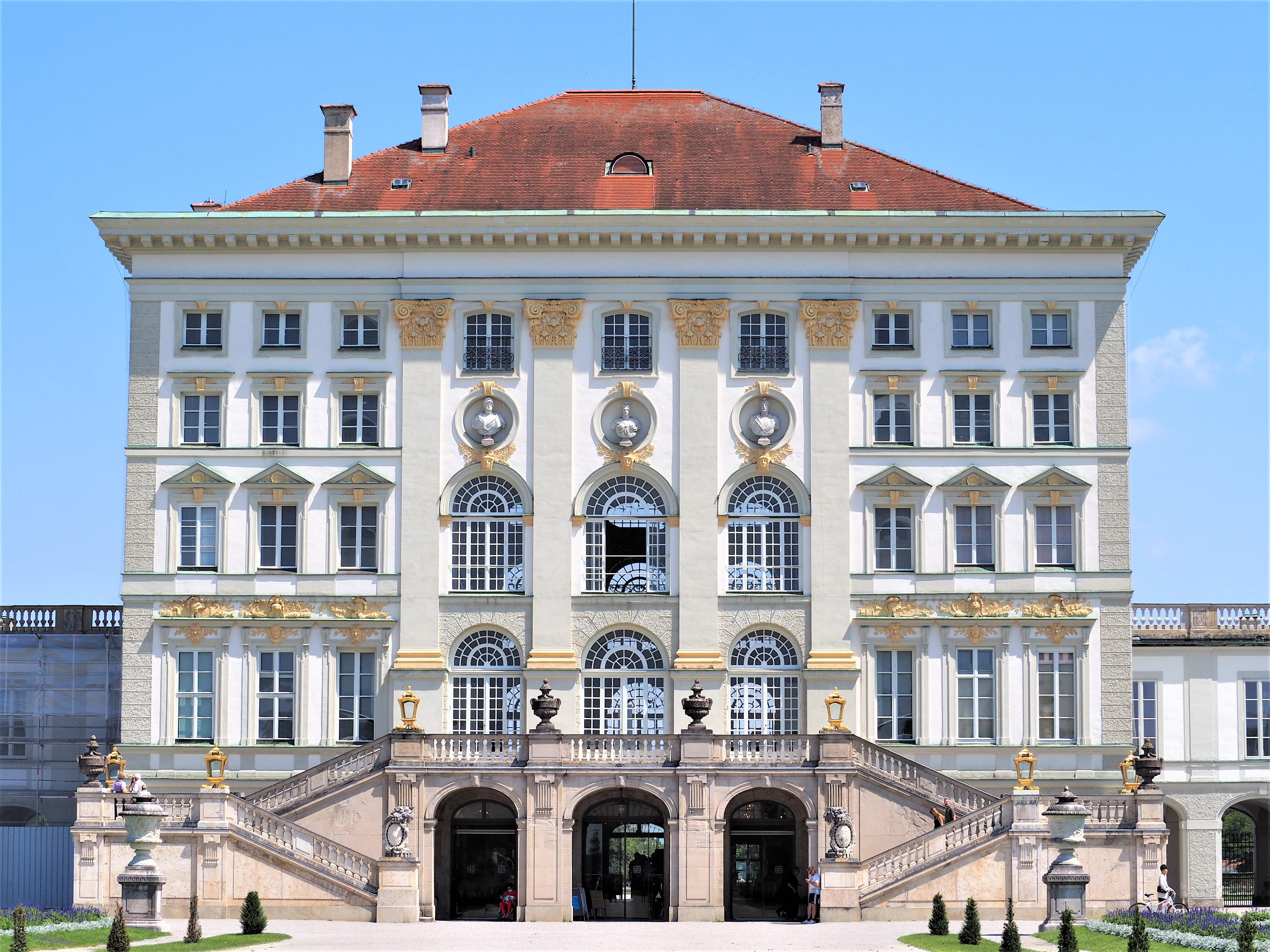 Munich-jardin-et-chateau-de-Nyphemburg
