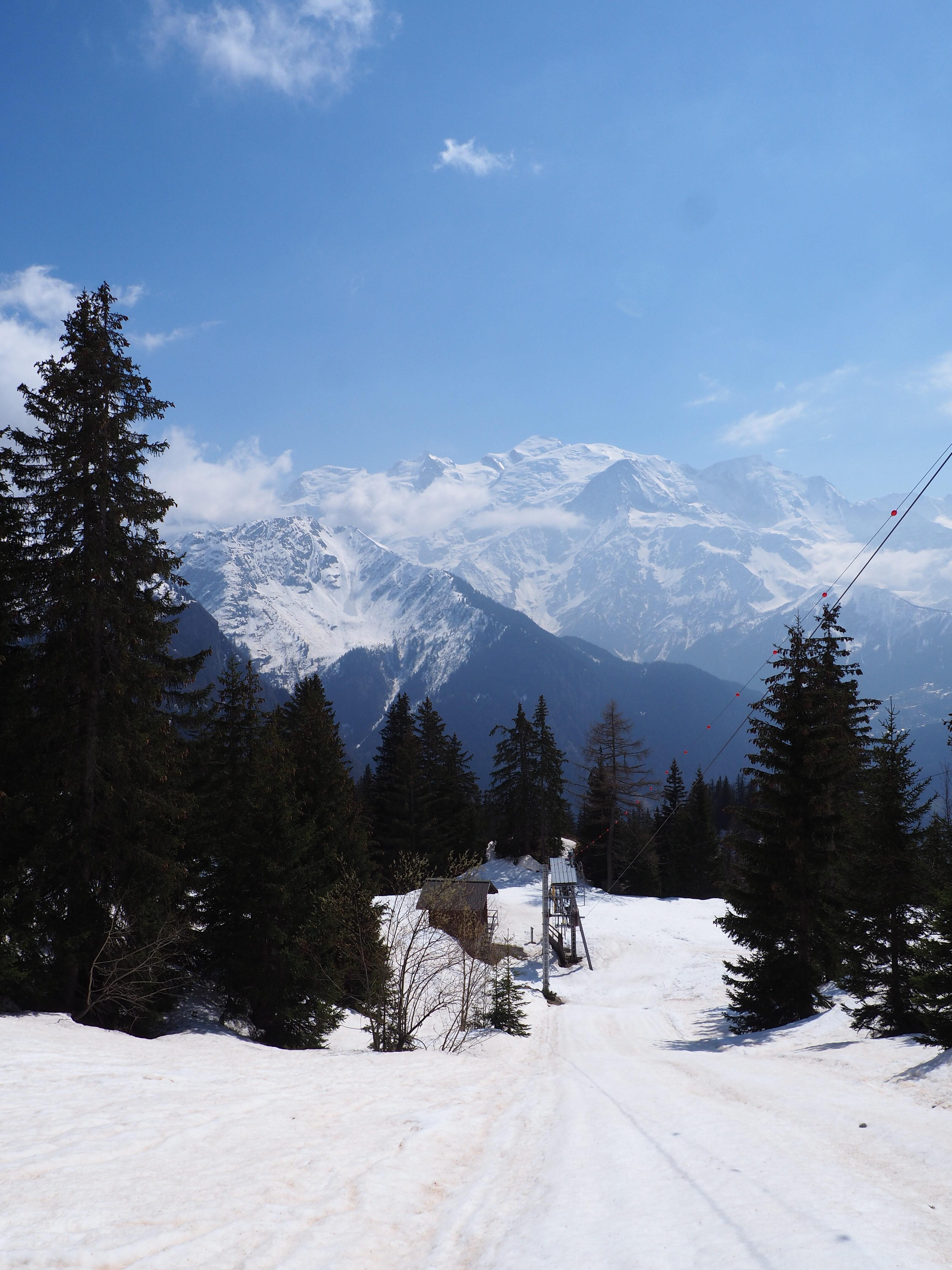 Massif du Mont-Blanc - Tirre-fesses en périod covid19