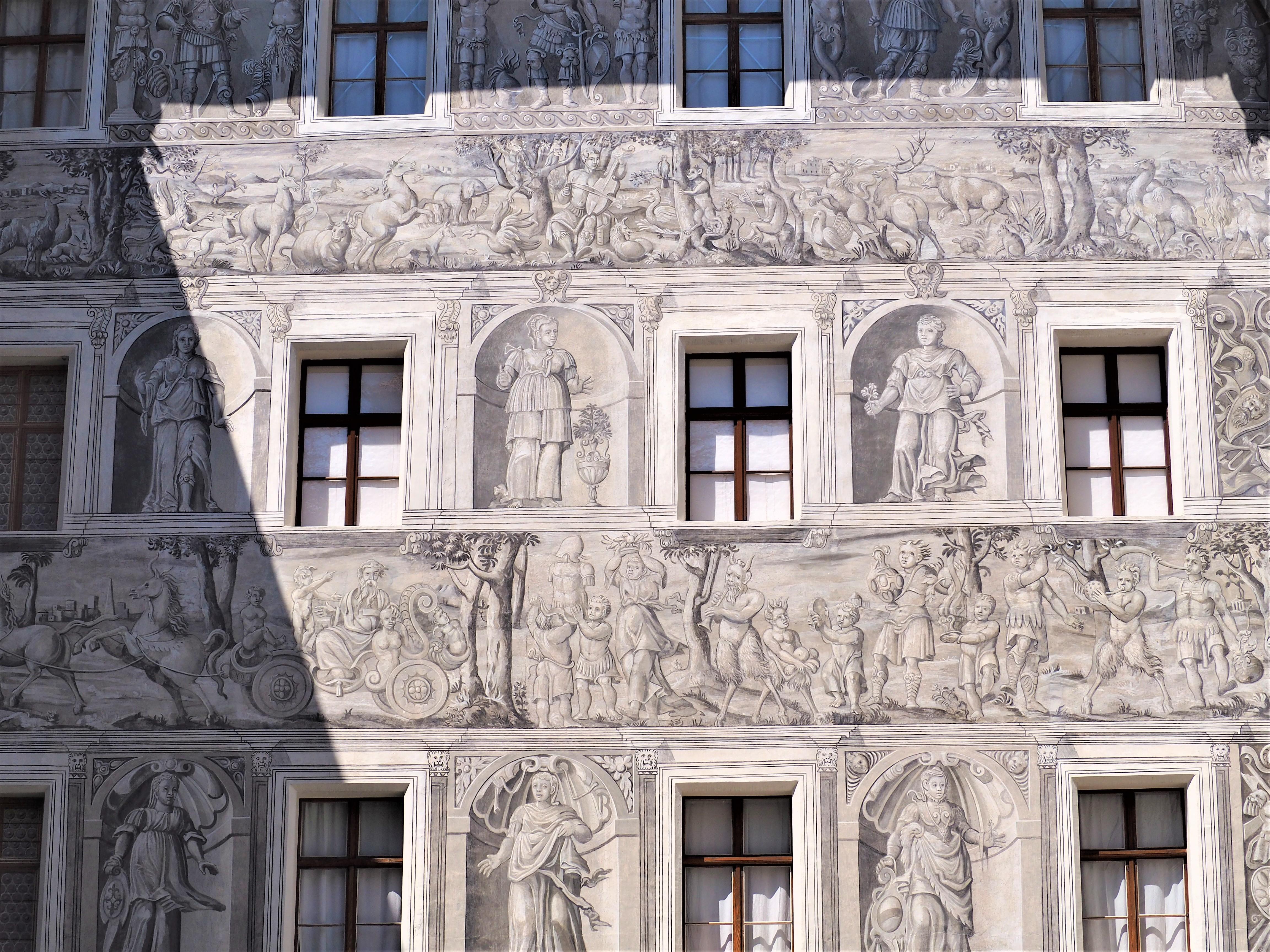 Chateau d'Ambras Innsbruck autriche weekend
