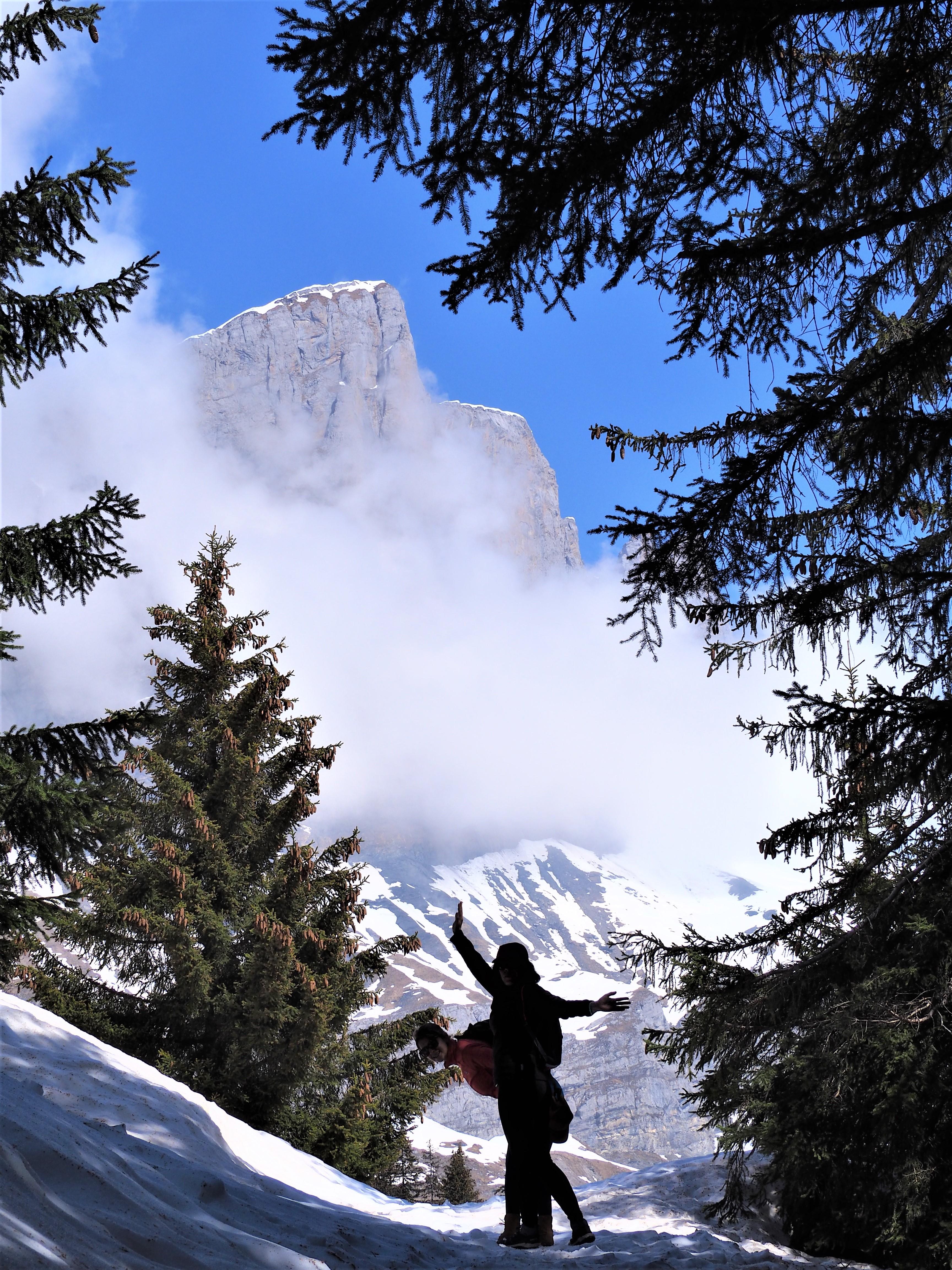 Alpes - randonnée