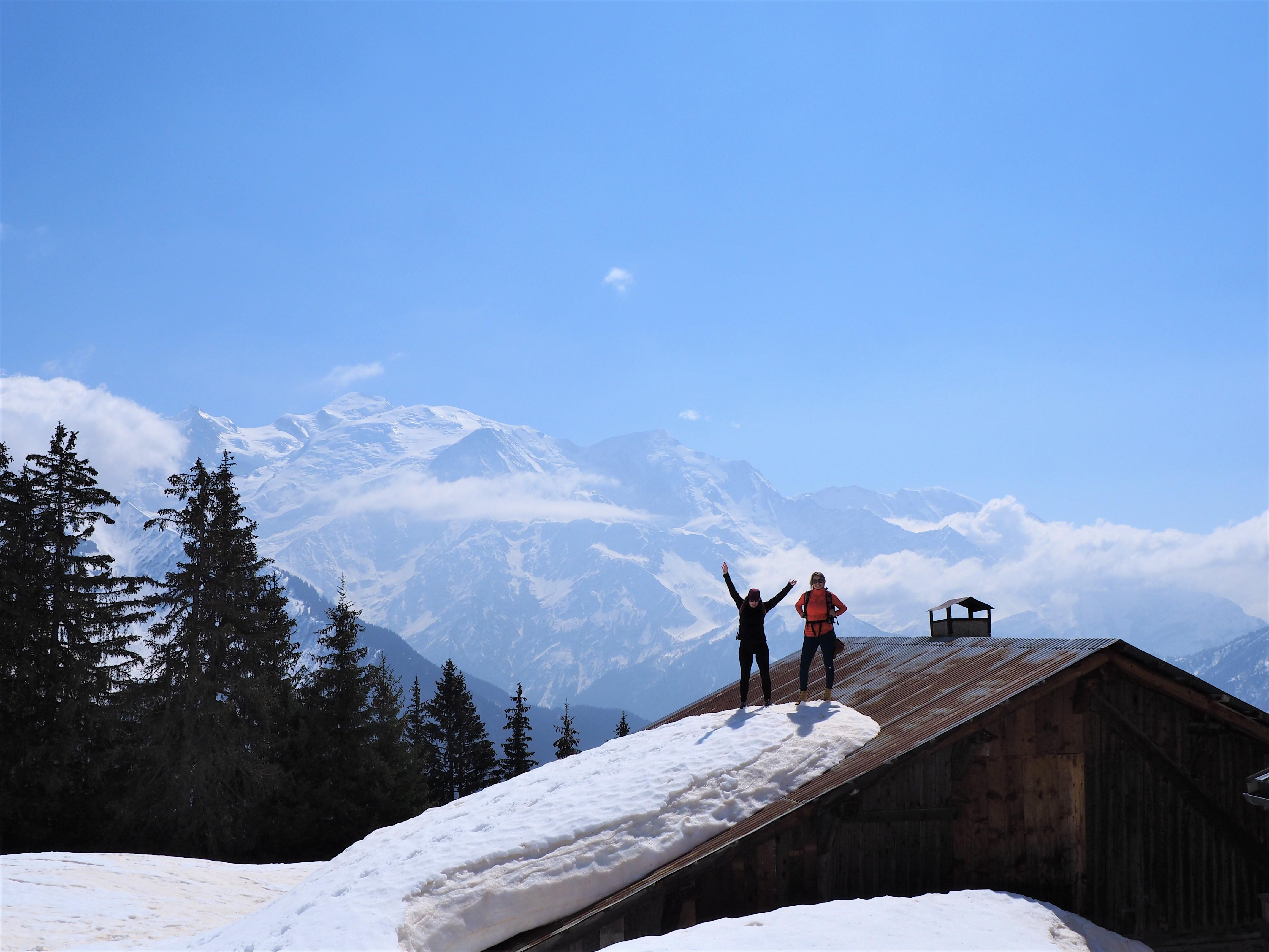 Mont blanc - Alpes - Les Mollays