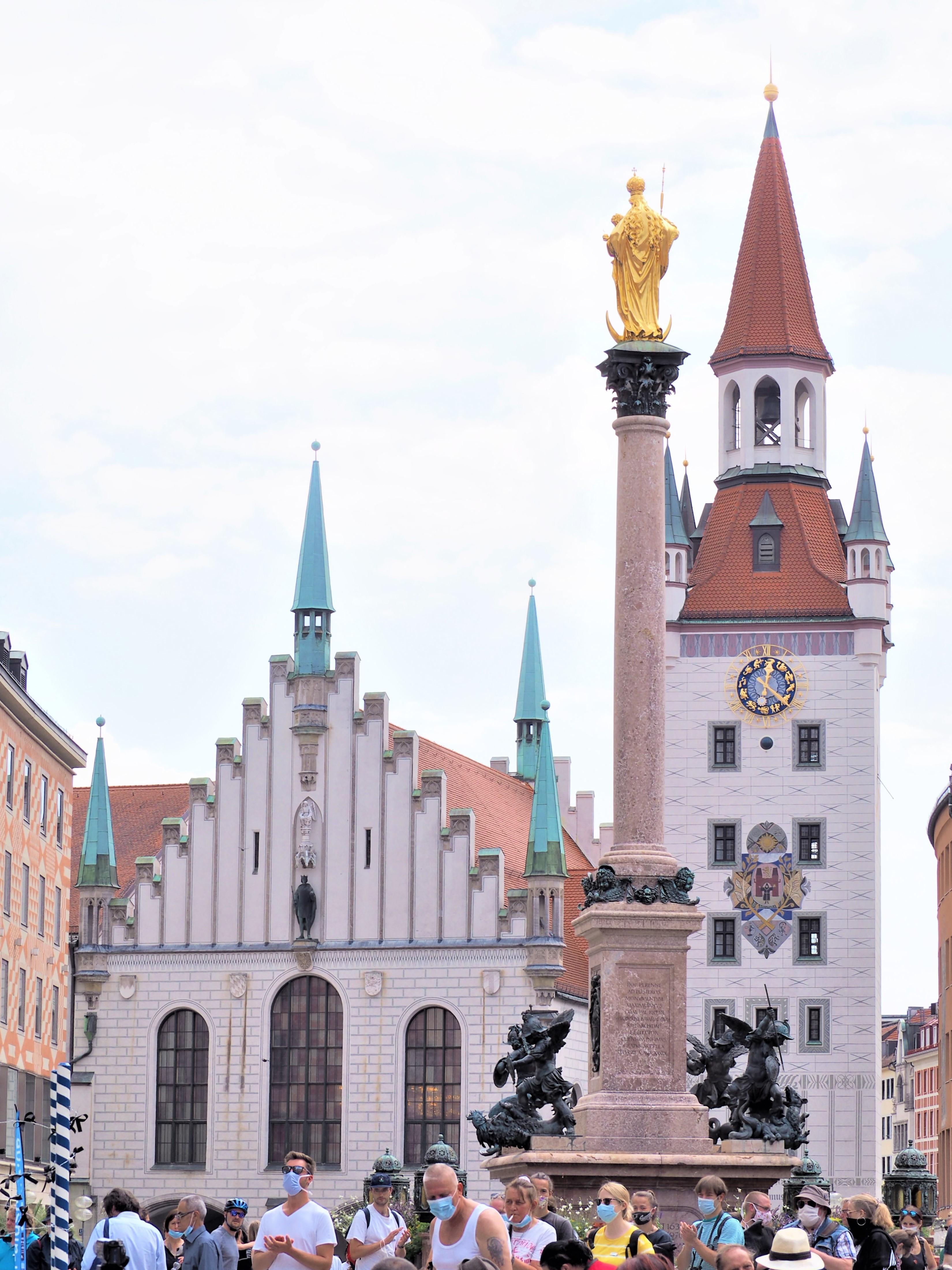munich-Marionplatz