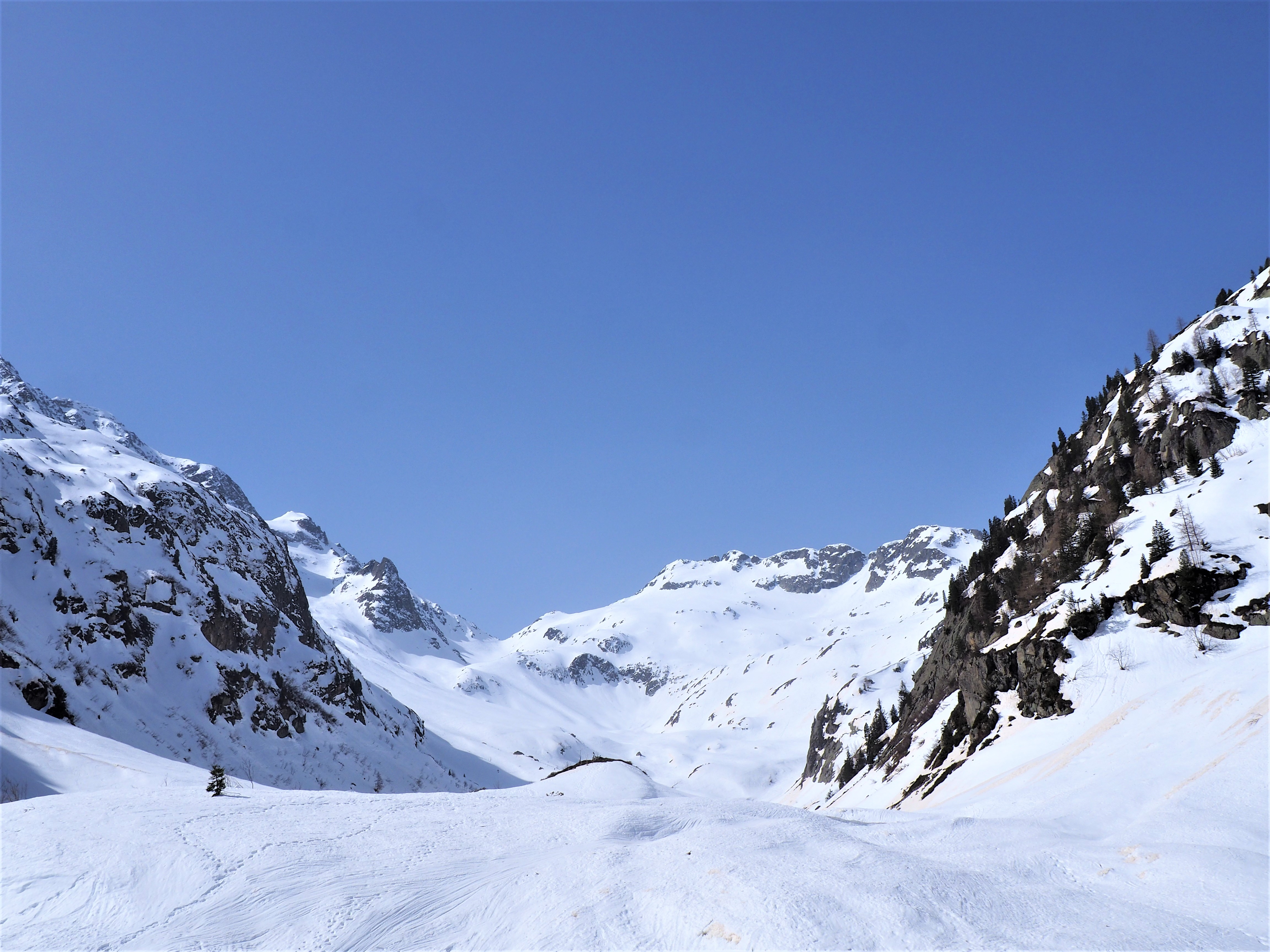 chamonix vallee randonnée